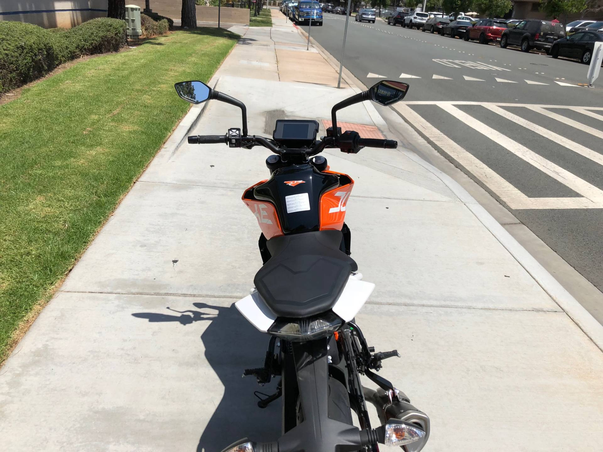 2018 KTM 390 Duke in EL Cajon, California