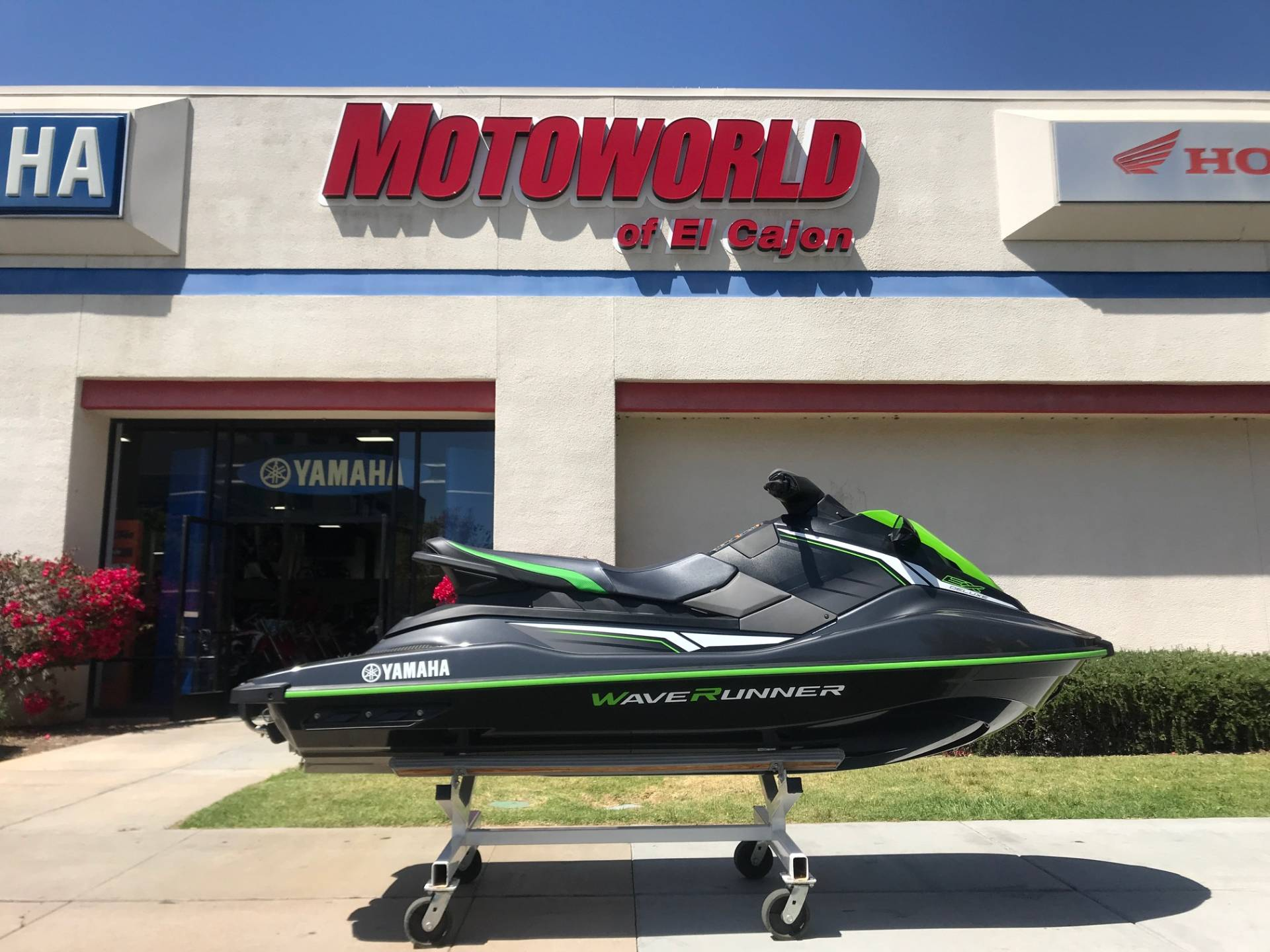 2018 Yamaha EX Deluxe for sale 67119