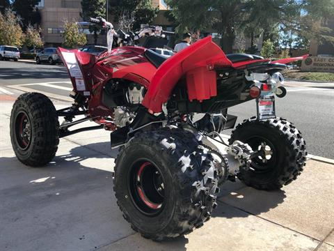 2019 Yamaha YFZ450R SE in EL Cajon, California