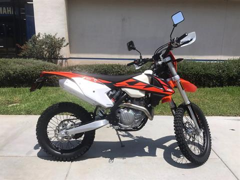 2018 KTM 500 EXC-F in EL Cajon, California