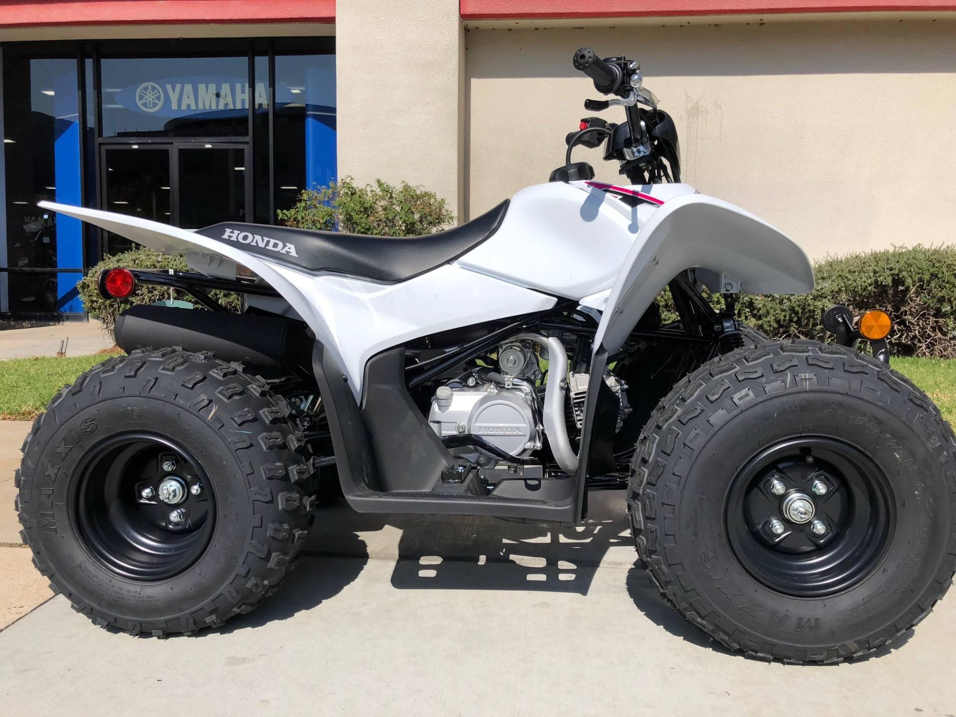 2019 Honda TRX90X 1