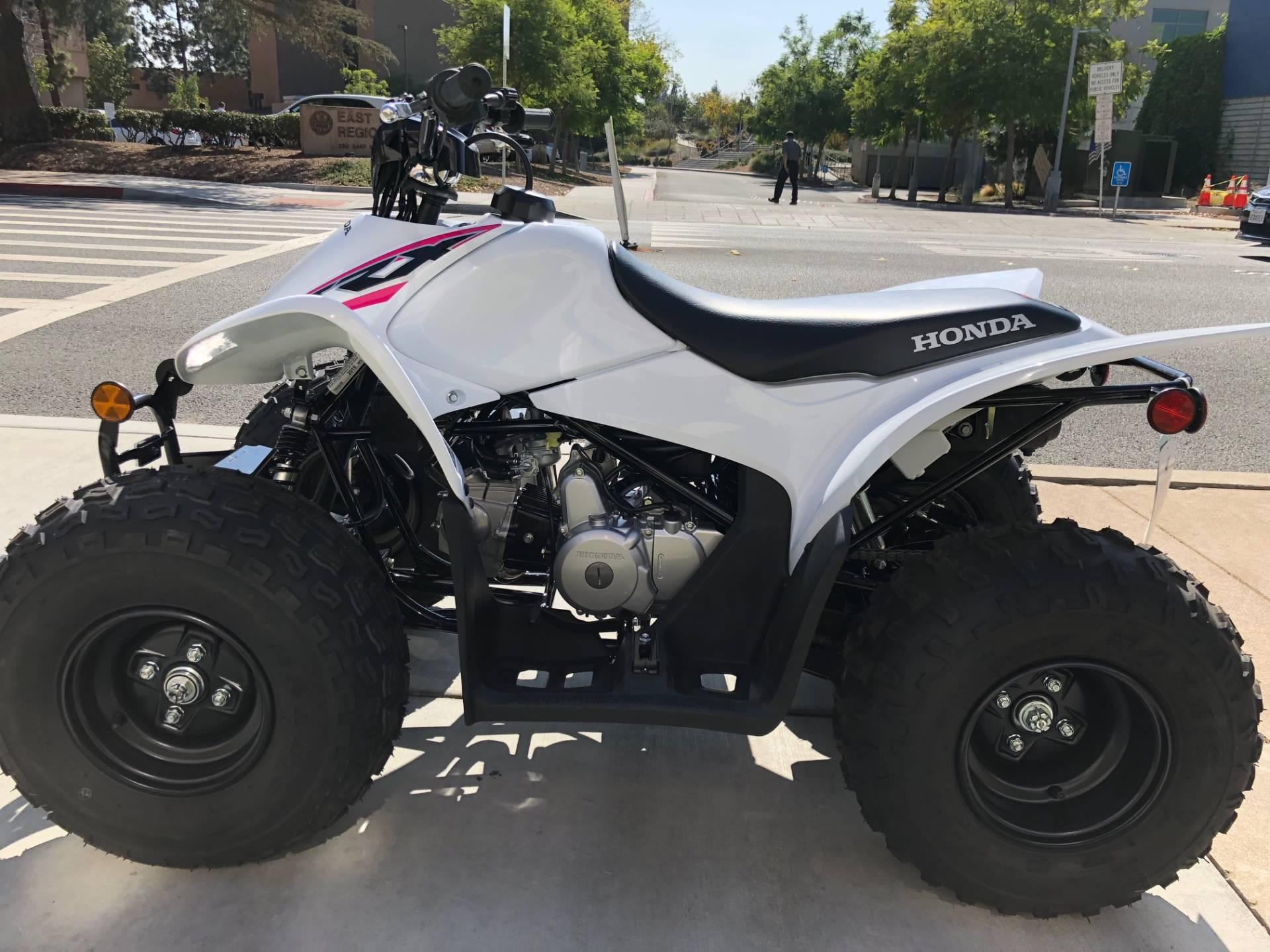 2019 Honda TRX90X 5