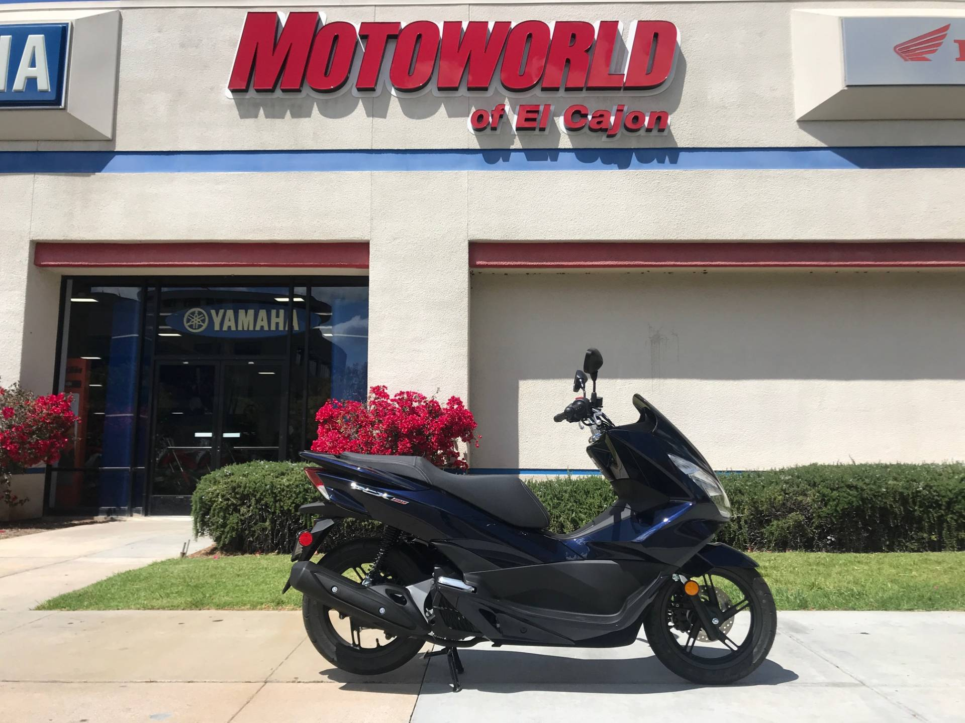 2018 Honda PCX150 in EL Cajon, California - Photo 1