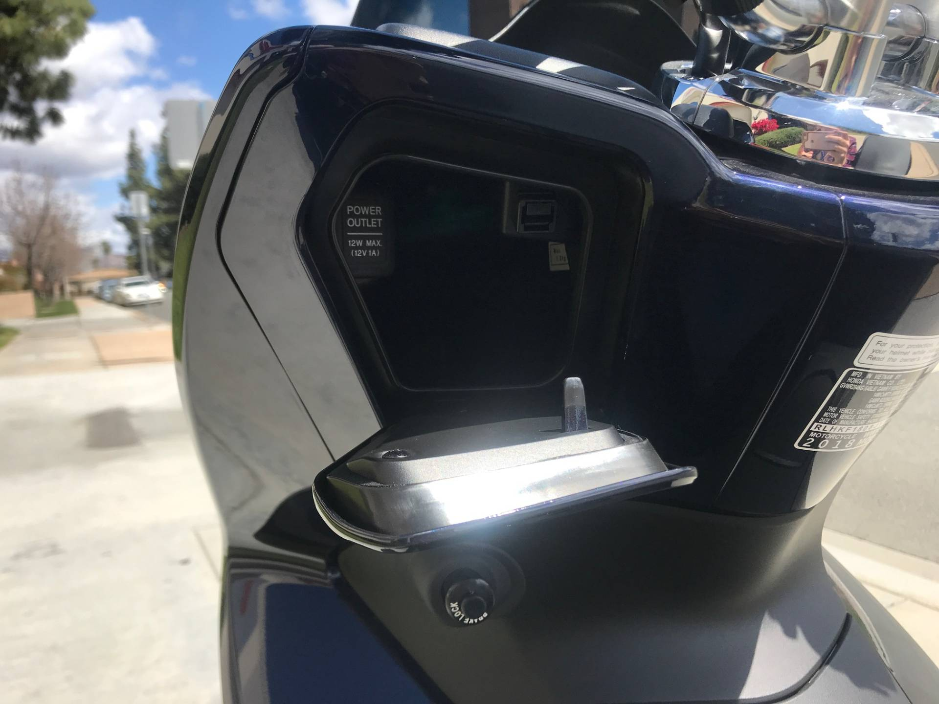 2018 Honda PCX150 in EL Cajon, California
