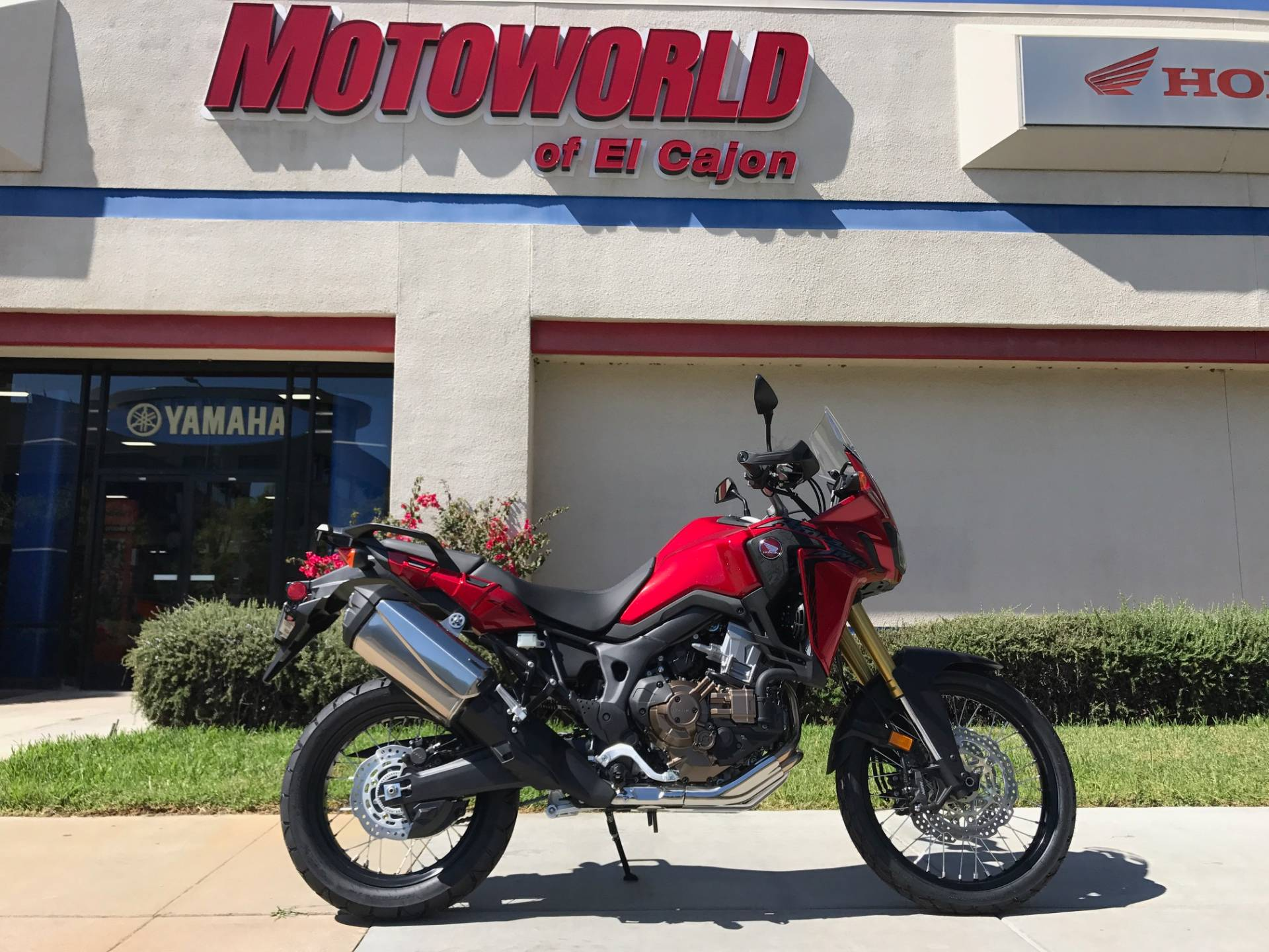 2017 Honda Africa Twin DCT for sale 54095