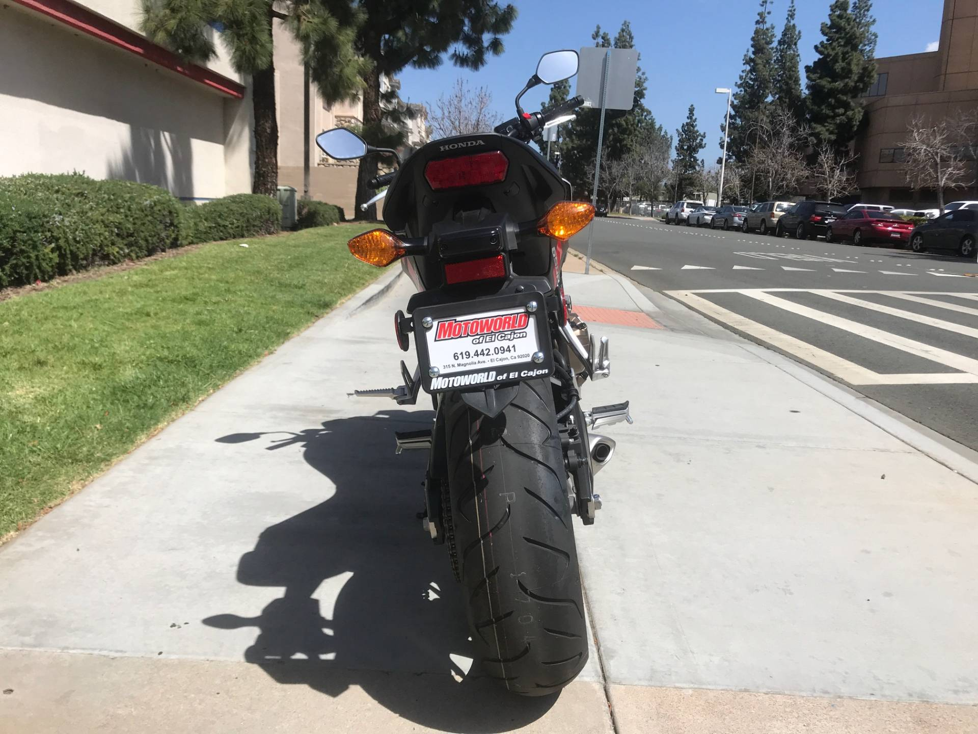 2018 Honda CB650F in EL Cajon, California
