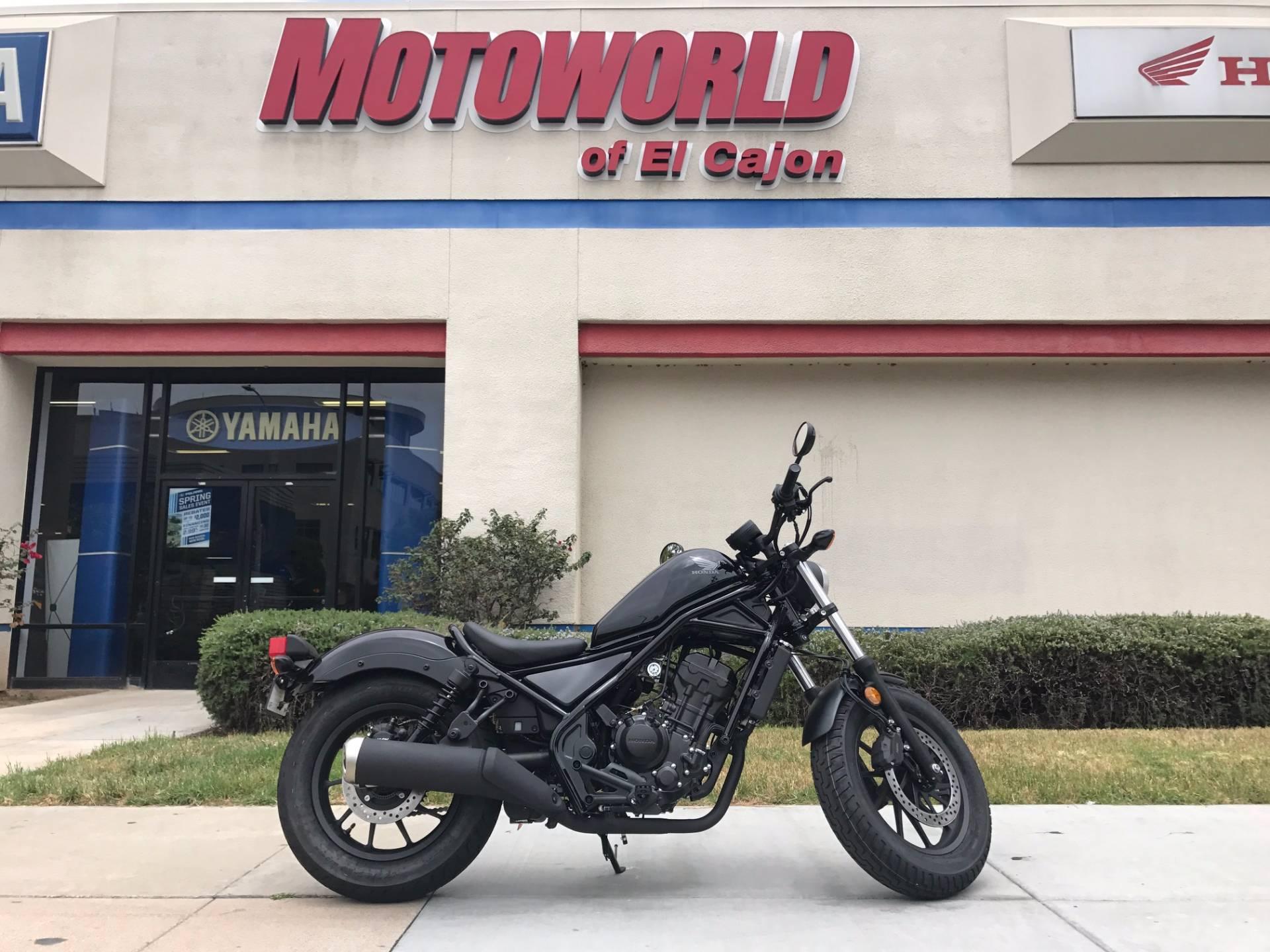 2017 Honda Rebel 300 ABS for sale 52681