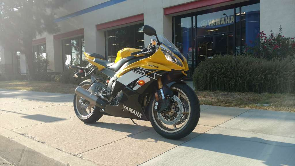 2016 Yamaha YZF-R6 for sale 132285