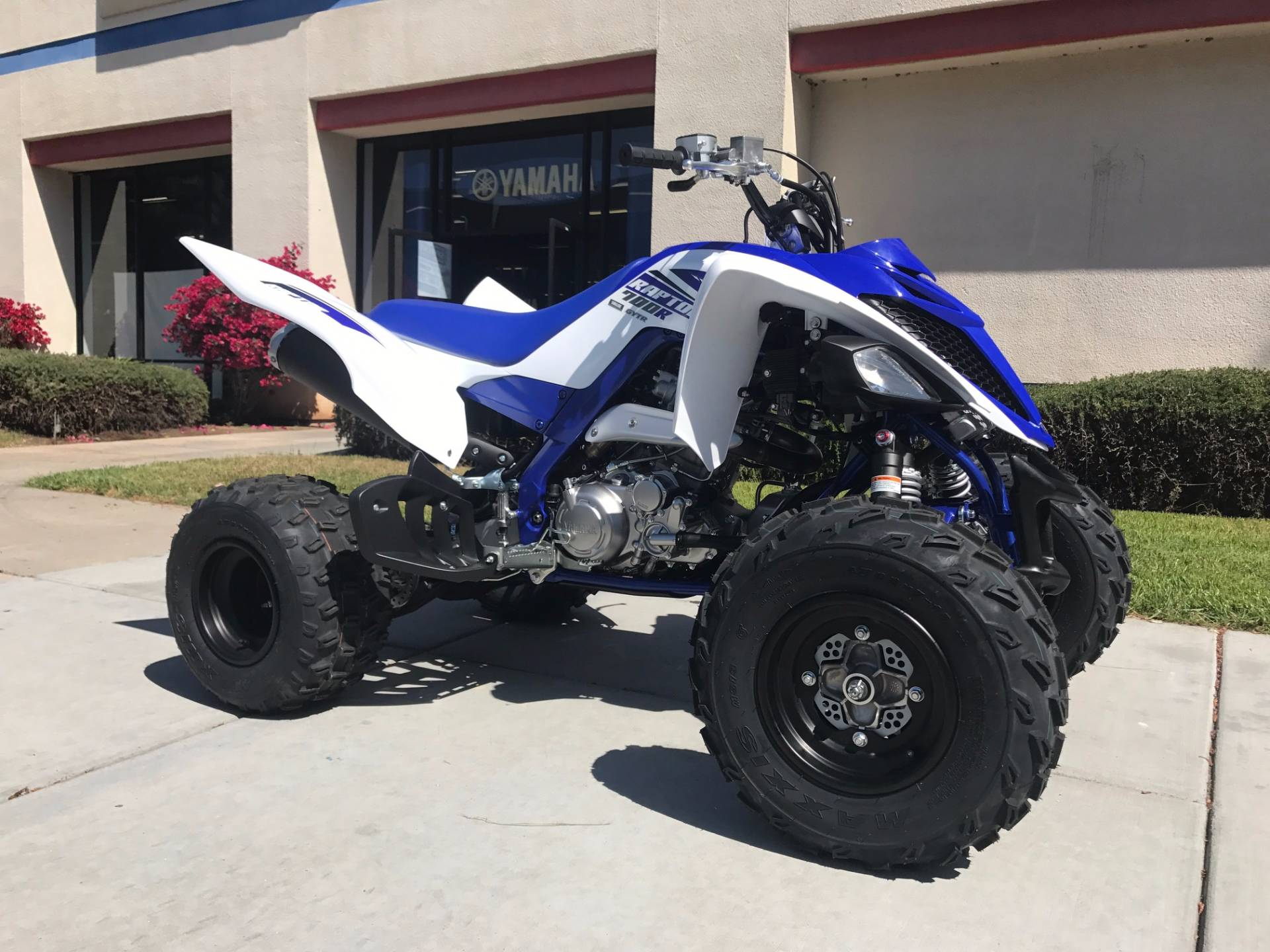 2017 Yamaha Raptor 700r In El Cajon California