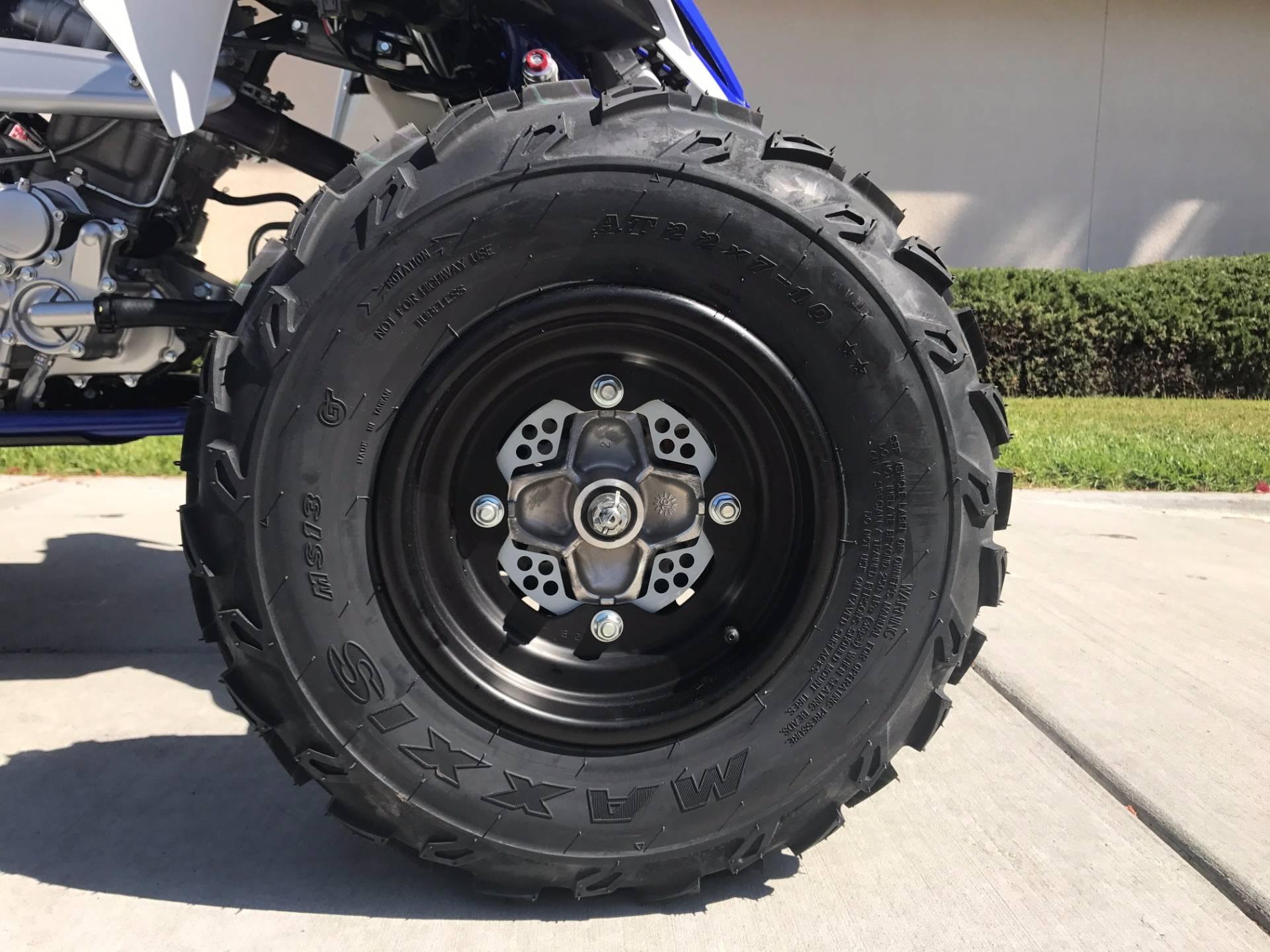 2017 Yamaha Raptor 700R 11