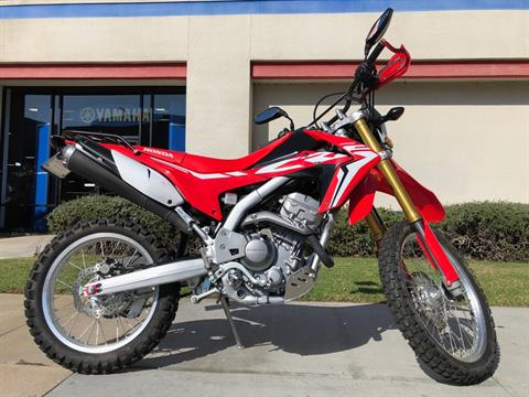 2017 Honda CRF250L in EL Cajon, California