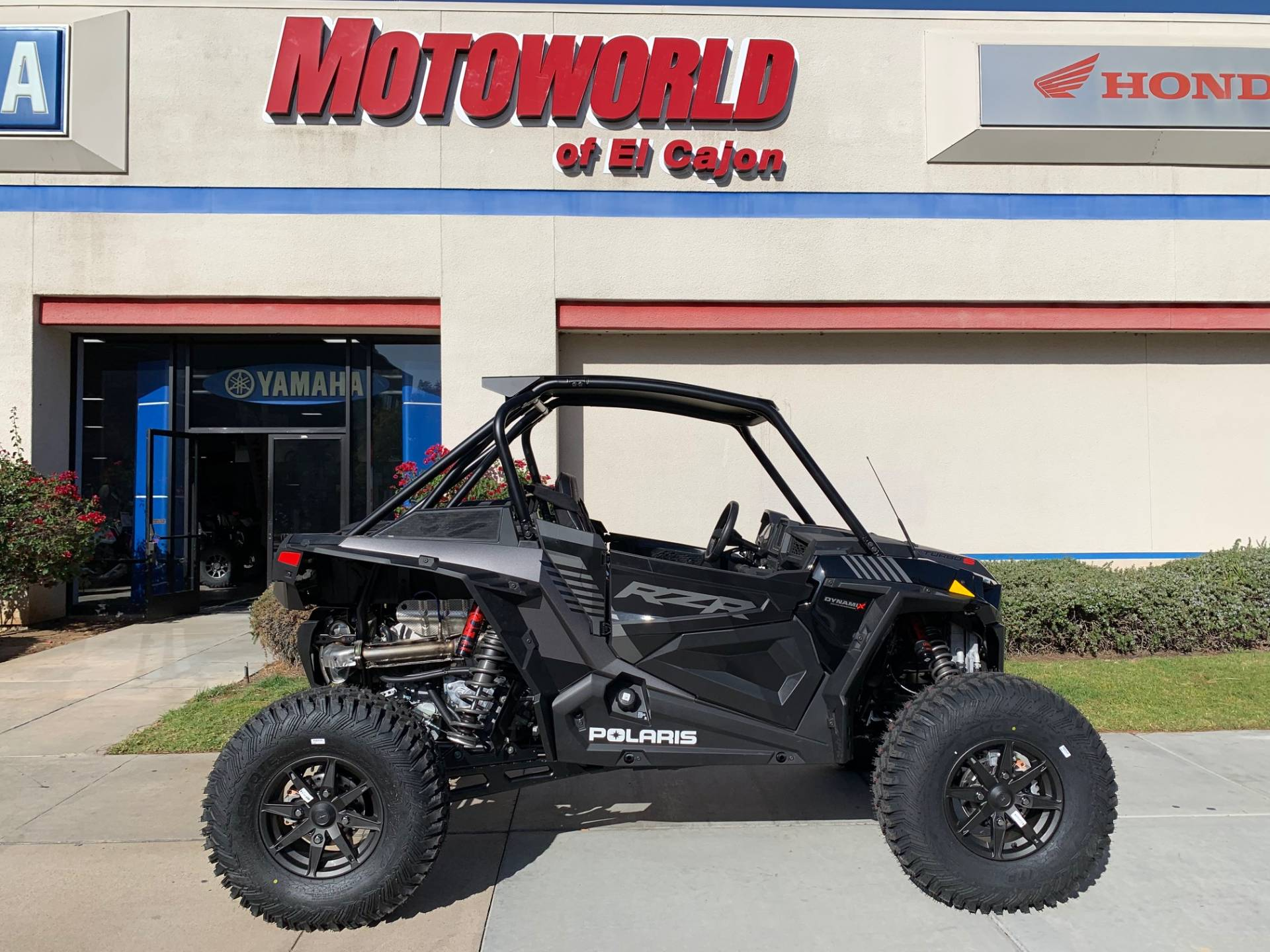 2021 Polaris RZR Turbo S in EL Cajon, California - Photo 1