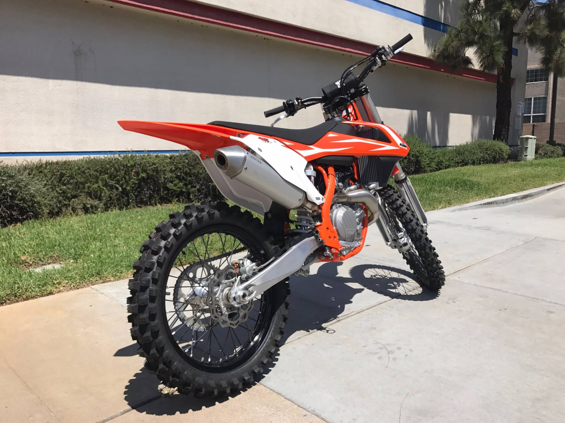 2018 KTM 450 SX-F in EL Cajon, California