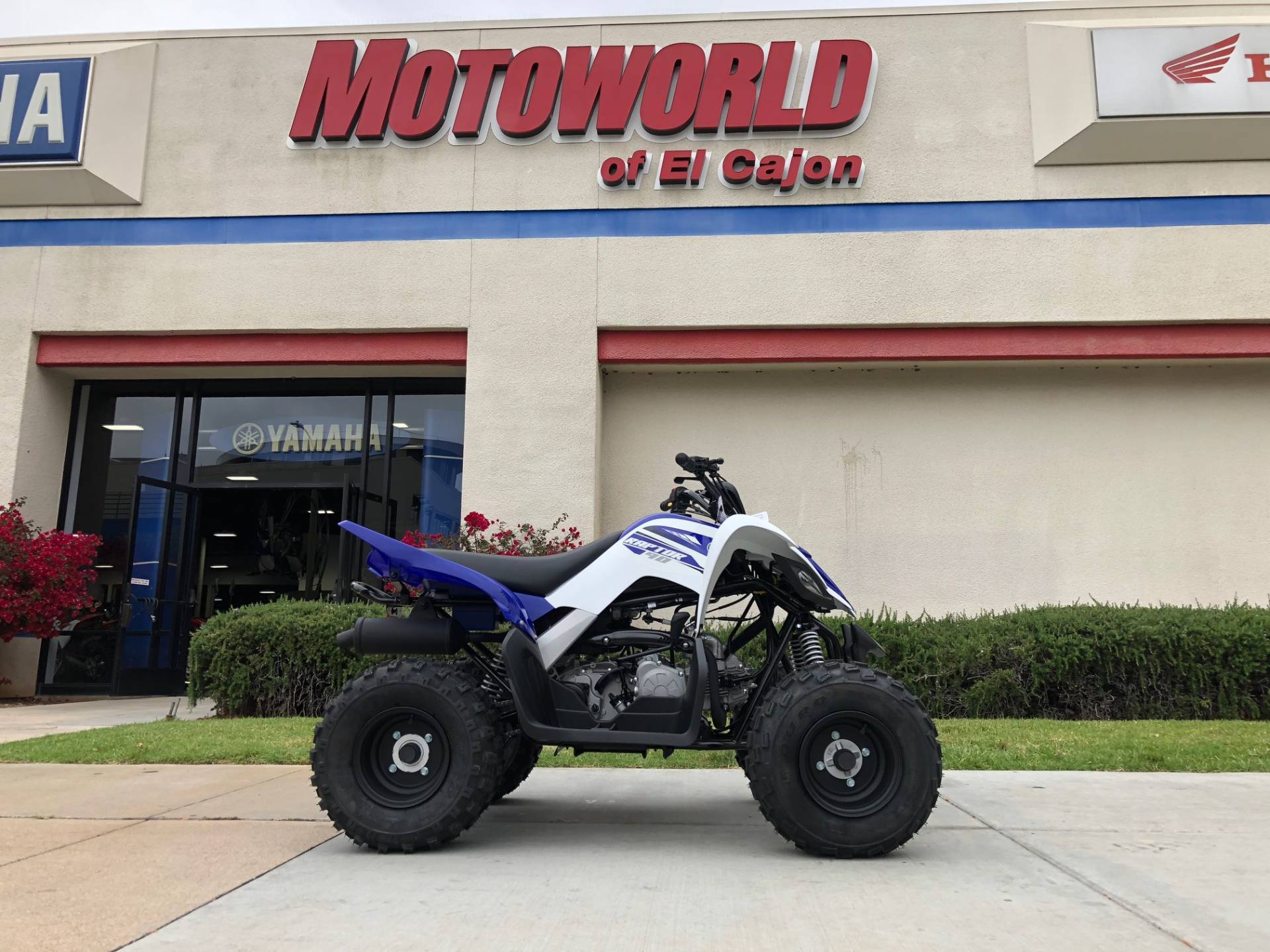 2018 Yamaha Raptor 90 for sale 157559