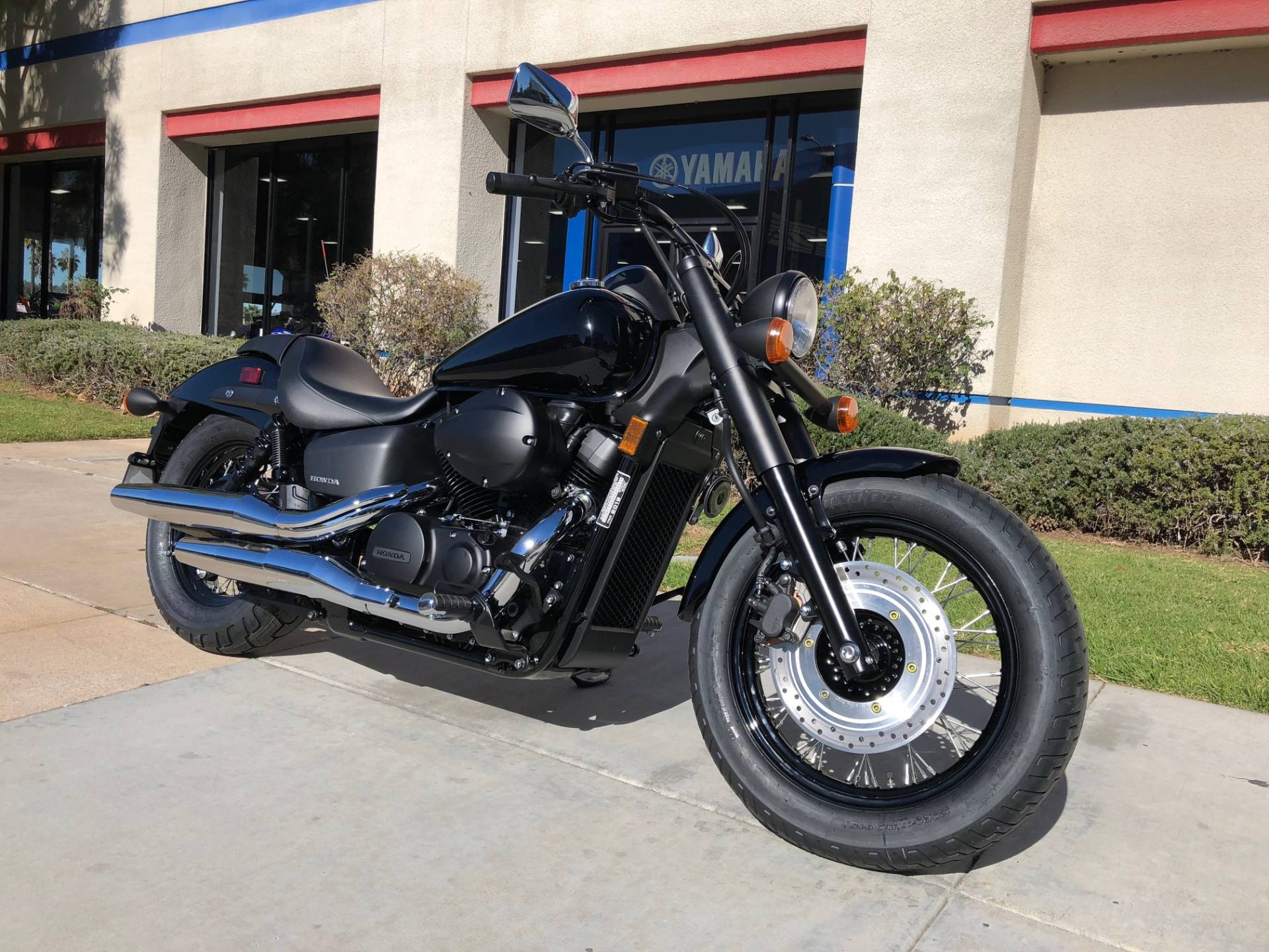 2019 Honda Shadow Phantom 2