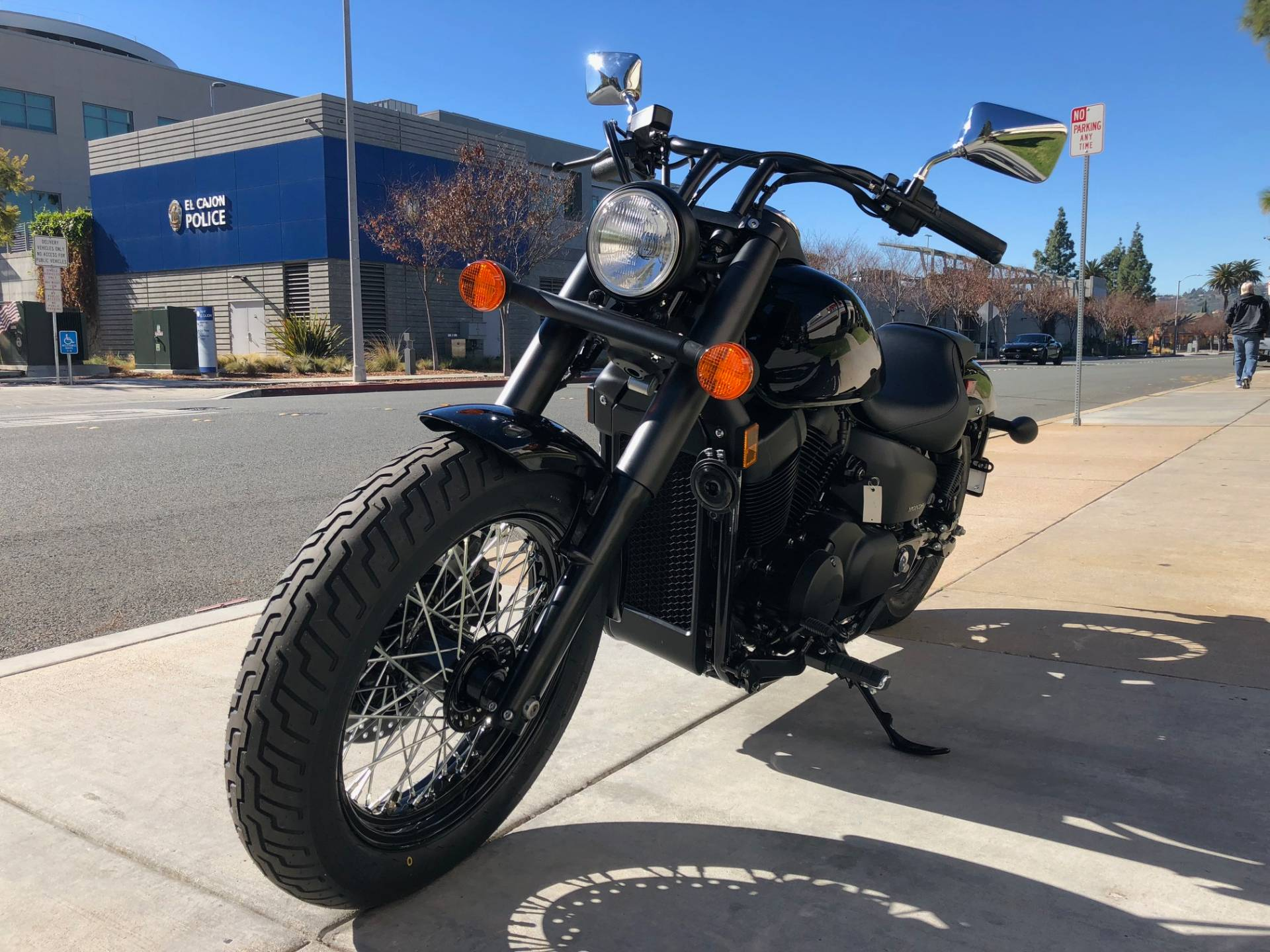 2019 Honda Shadow Phantom 4