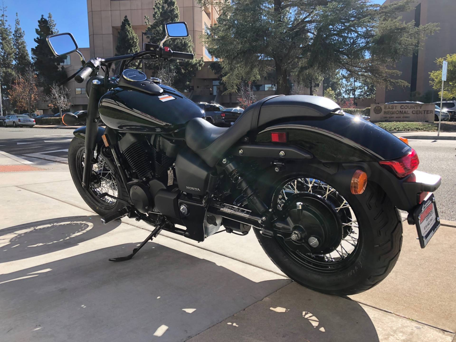 2019 Honda Shadow Phantom 7