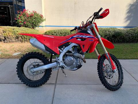 2021 Honda CRF450RX in EL Cajon, California - Photo 1