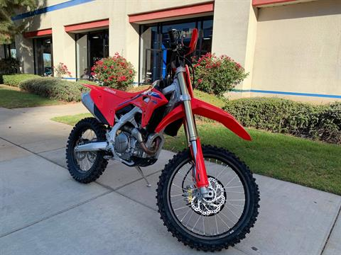 2021 Honda CRF450RX in EL Cajon, California - Photo 2
