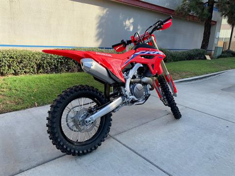 2021 Honda CRF450RX in EL Cajon, California - Photo 7