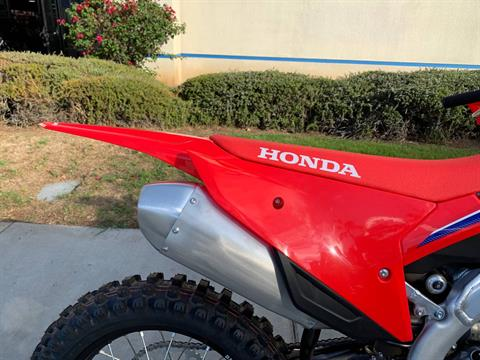 2021 Honda CRF450RX in EL Cajon, California - Photo 12