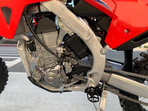 2021 Honda CRF450RX in EL Cajon, California - Photo 15