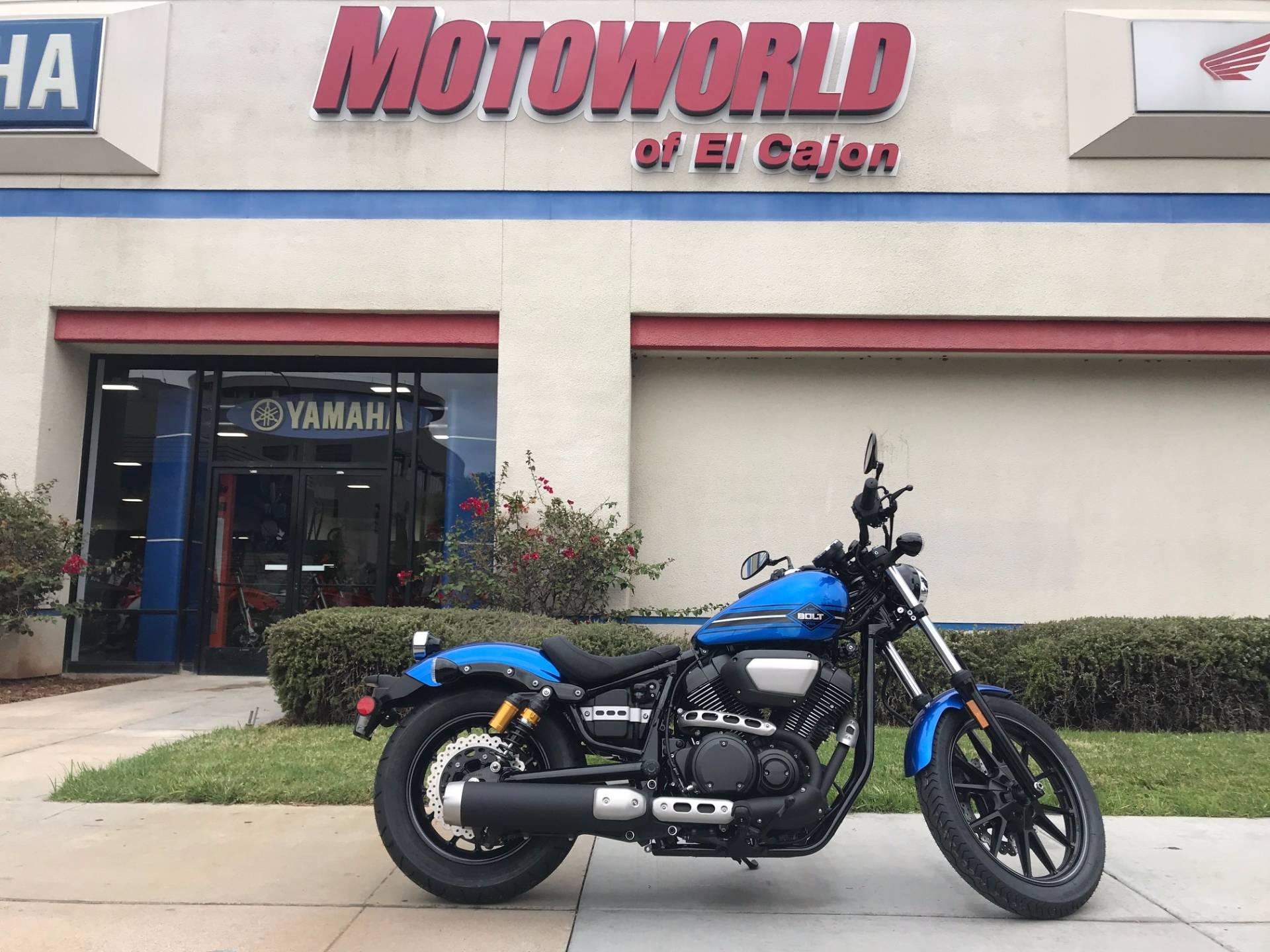2018 Yamaha Bolt R-Spec for sale 132436