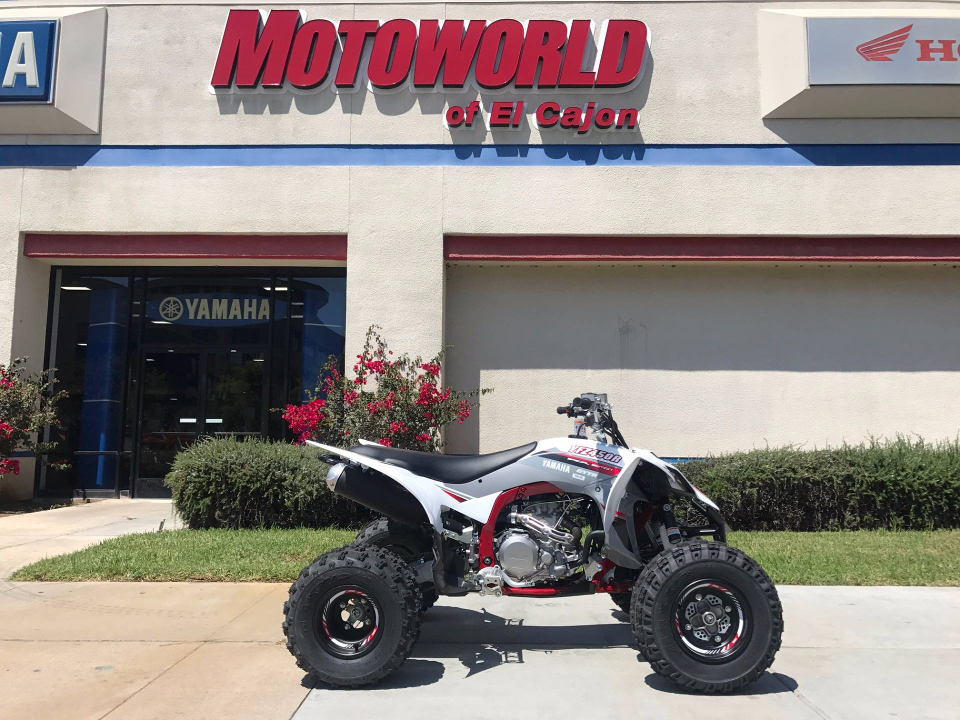 2018 Yamaha YFZ450R SE for sale 132243