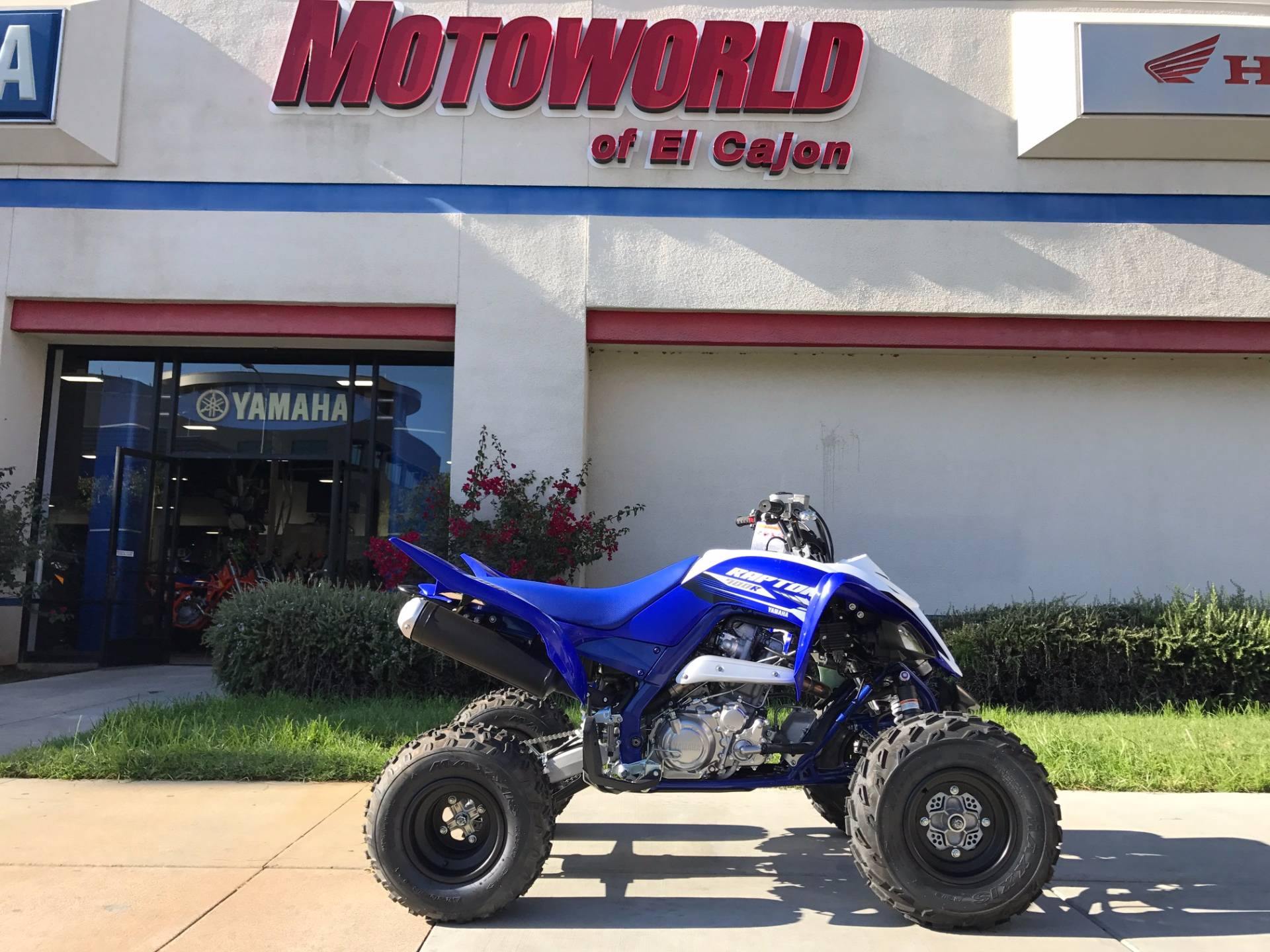 2018 Yamaha Raptor 700R for sale 132903