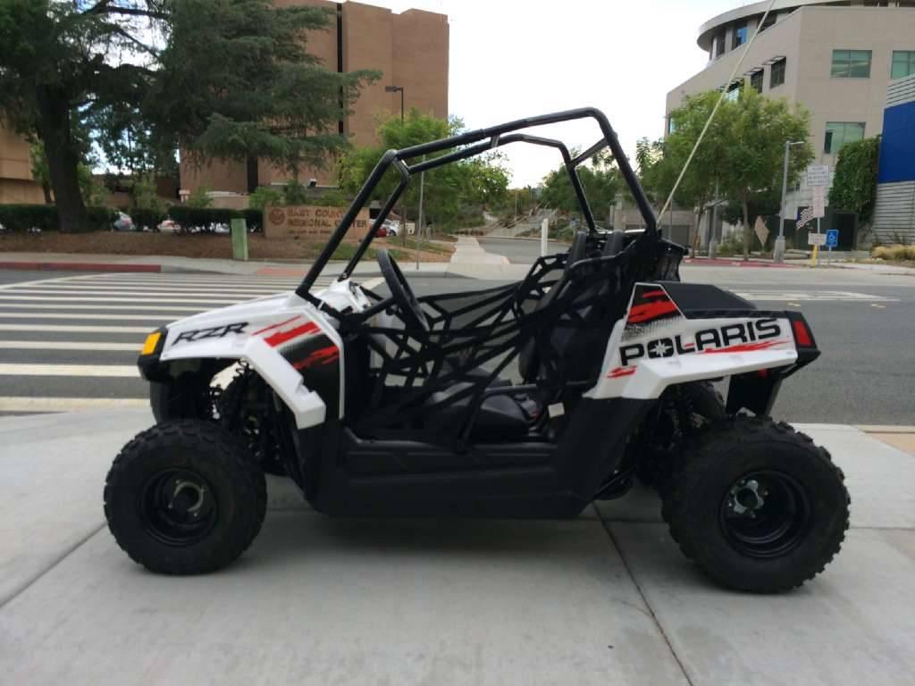 2017 Polaris RZR 170 EFI 6