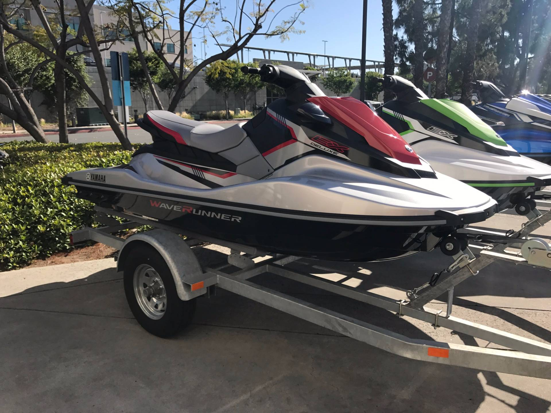 2017 Yamaha EX Deluxe for sale 133114