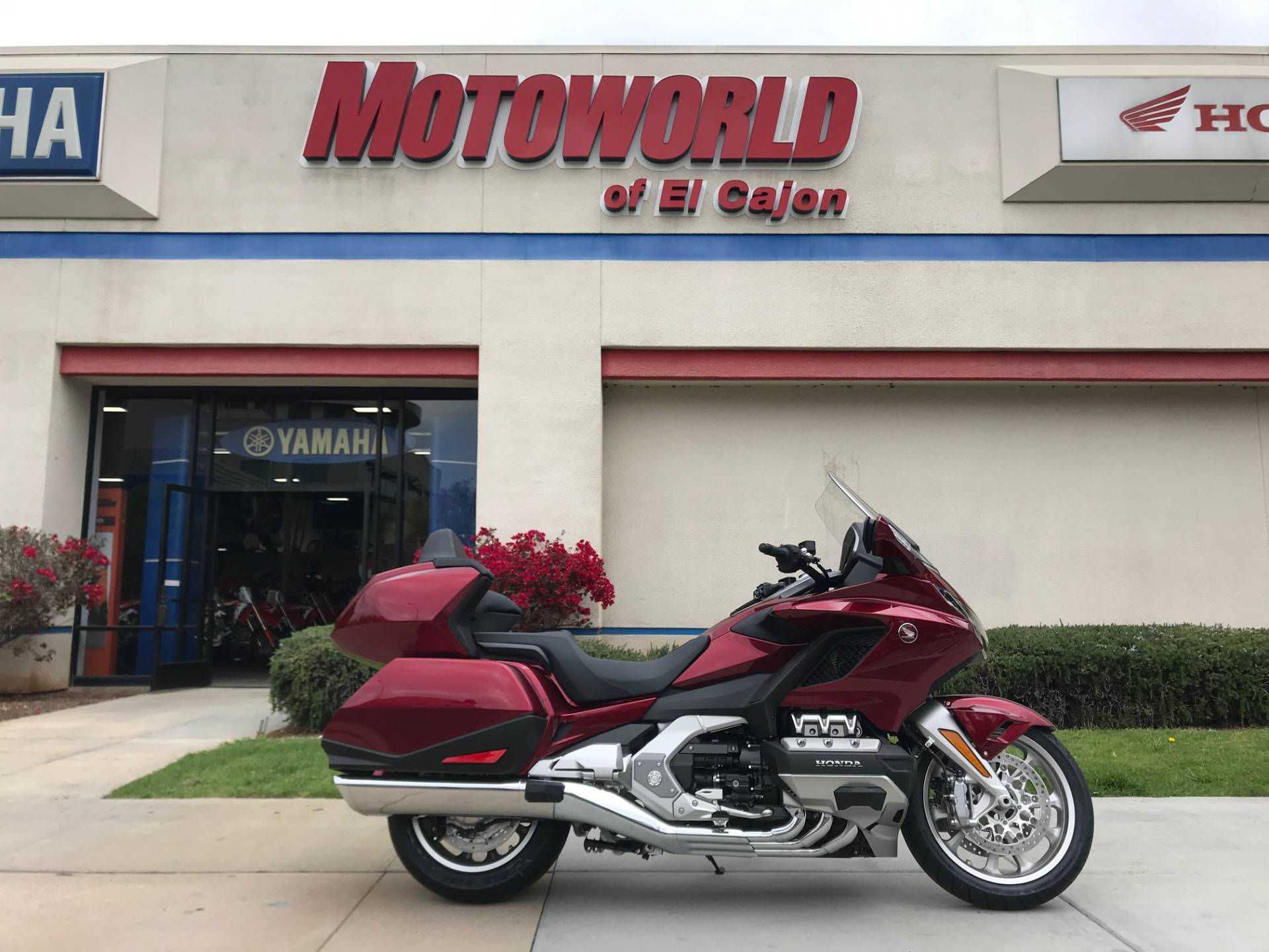 2018 Honda Gold Wing Tour Automatic DCT for sale 29460