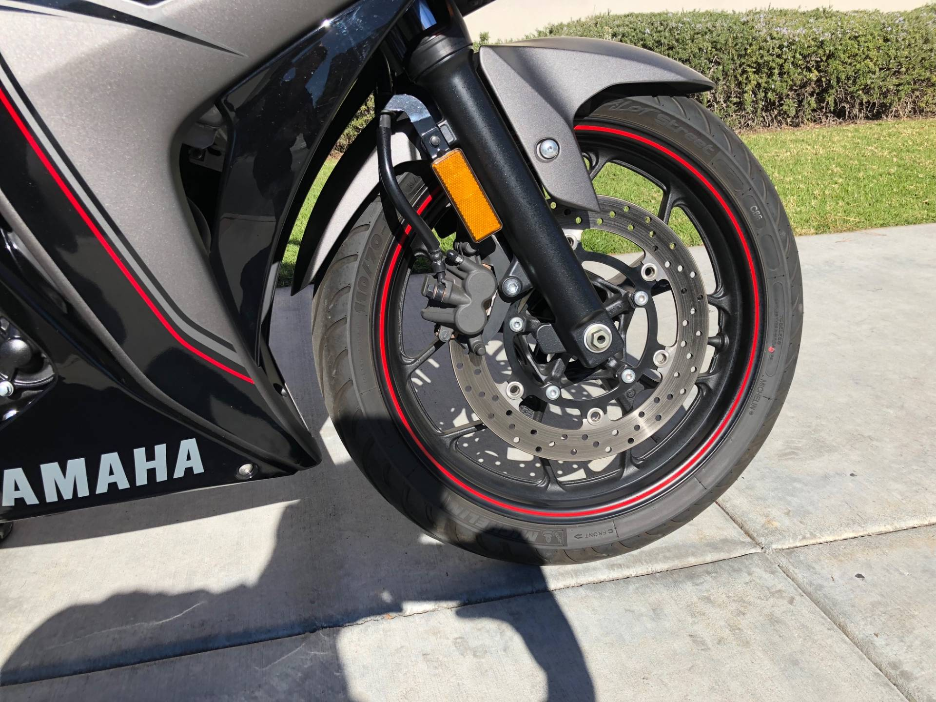 2016 Yamaha YZF-R3 in EL Cajon, California