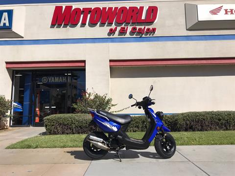 2005 Yamaha Zuma in EL Cajon, California