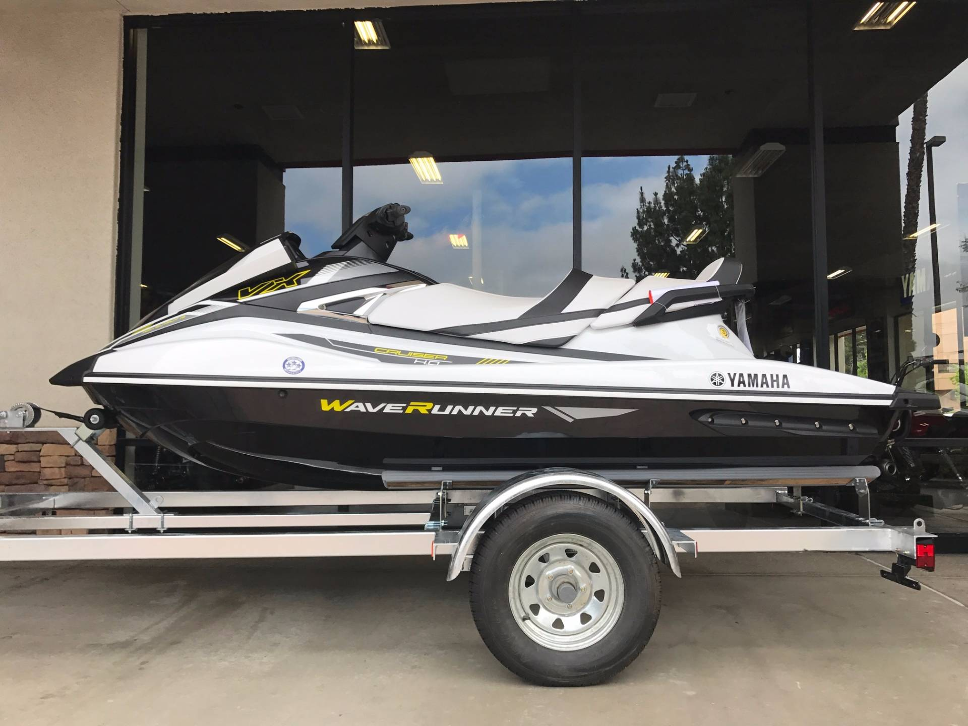 2017 Yamaha VX Cruiser HO for sale 132417