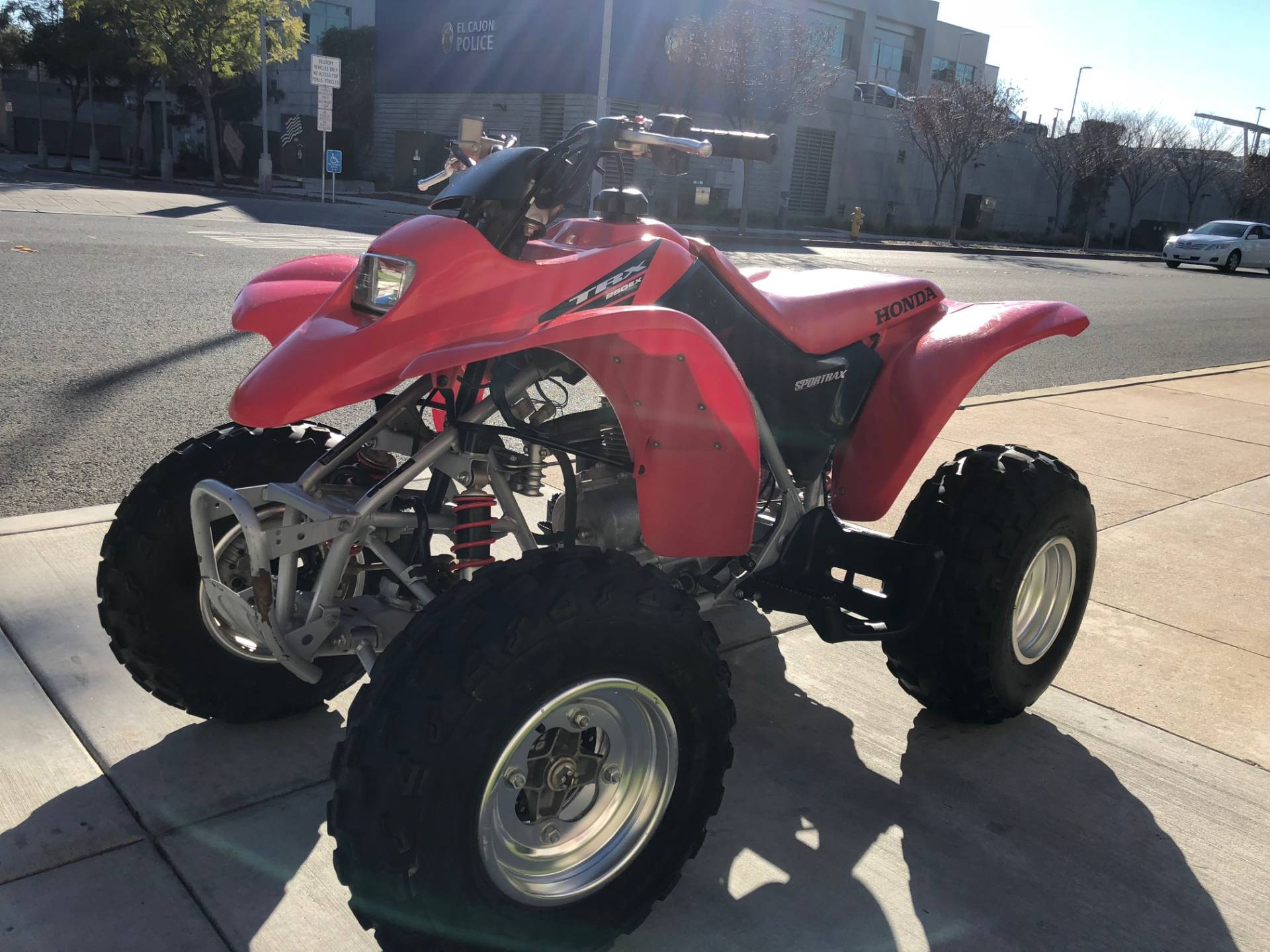 2005 Honda FourTrax Recon 4