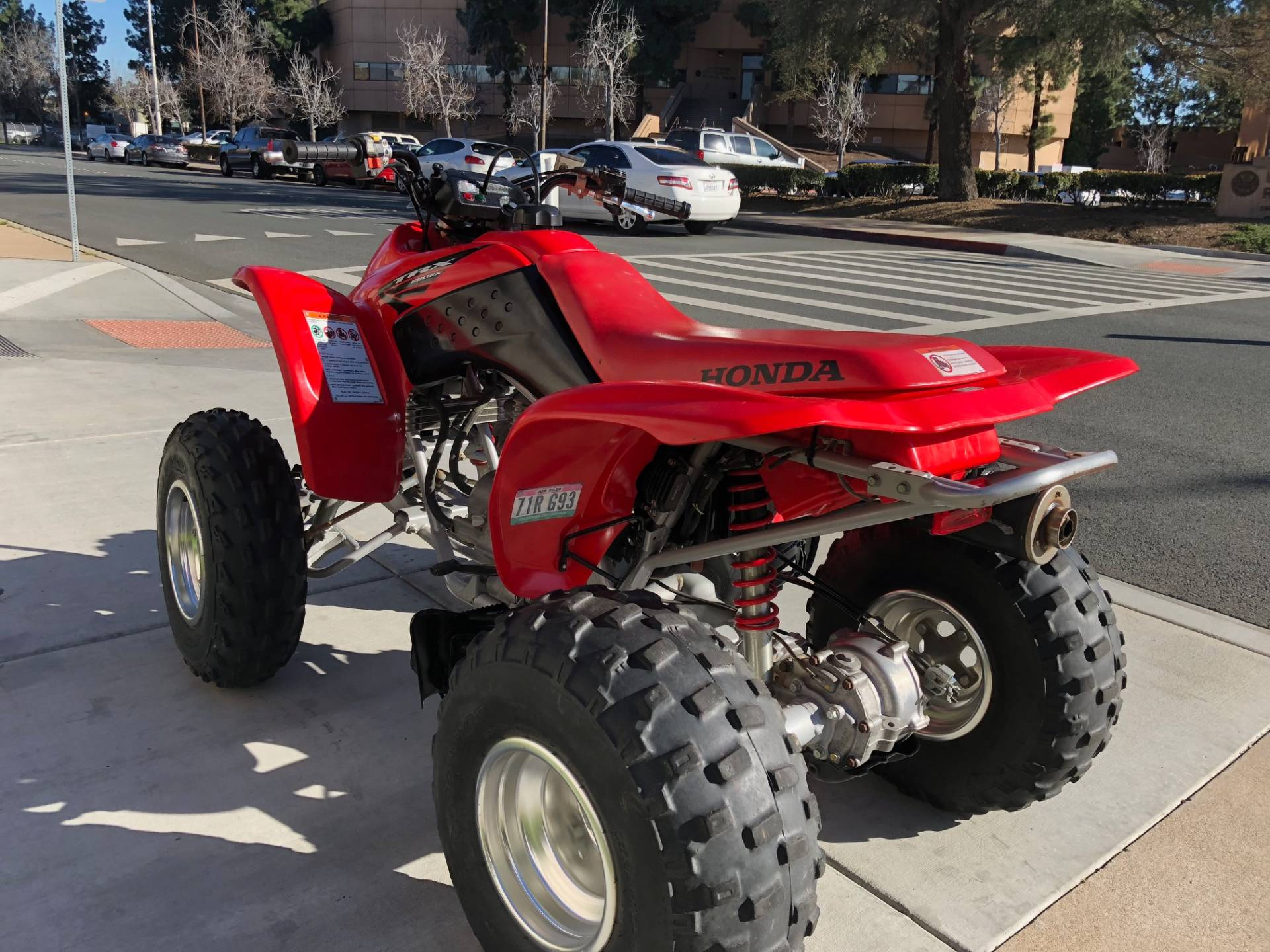 2005 Honda FourTrax Recon 6