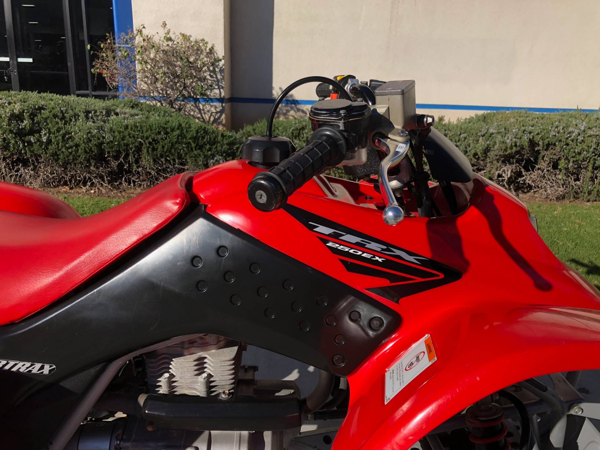 2005 Honda FourTrax Recon 11