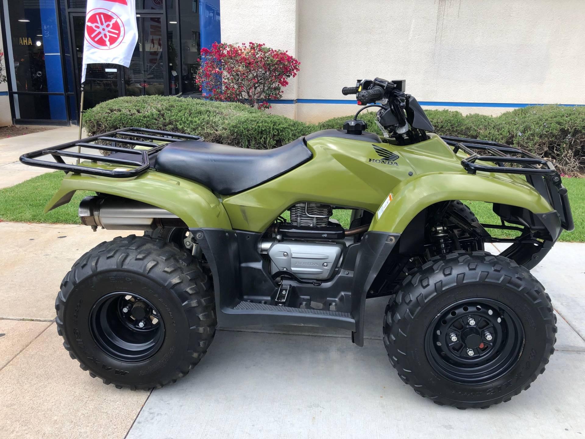 2016 Honda FourTrax Recon ES for sale 126439