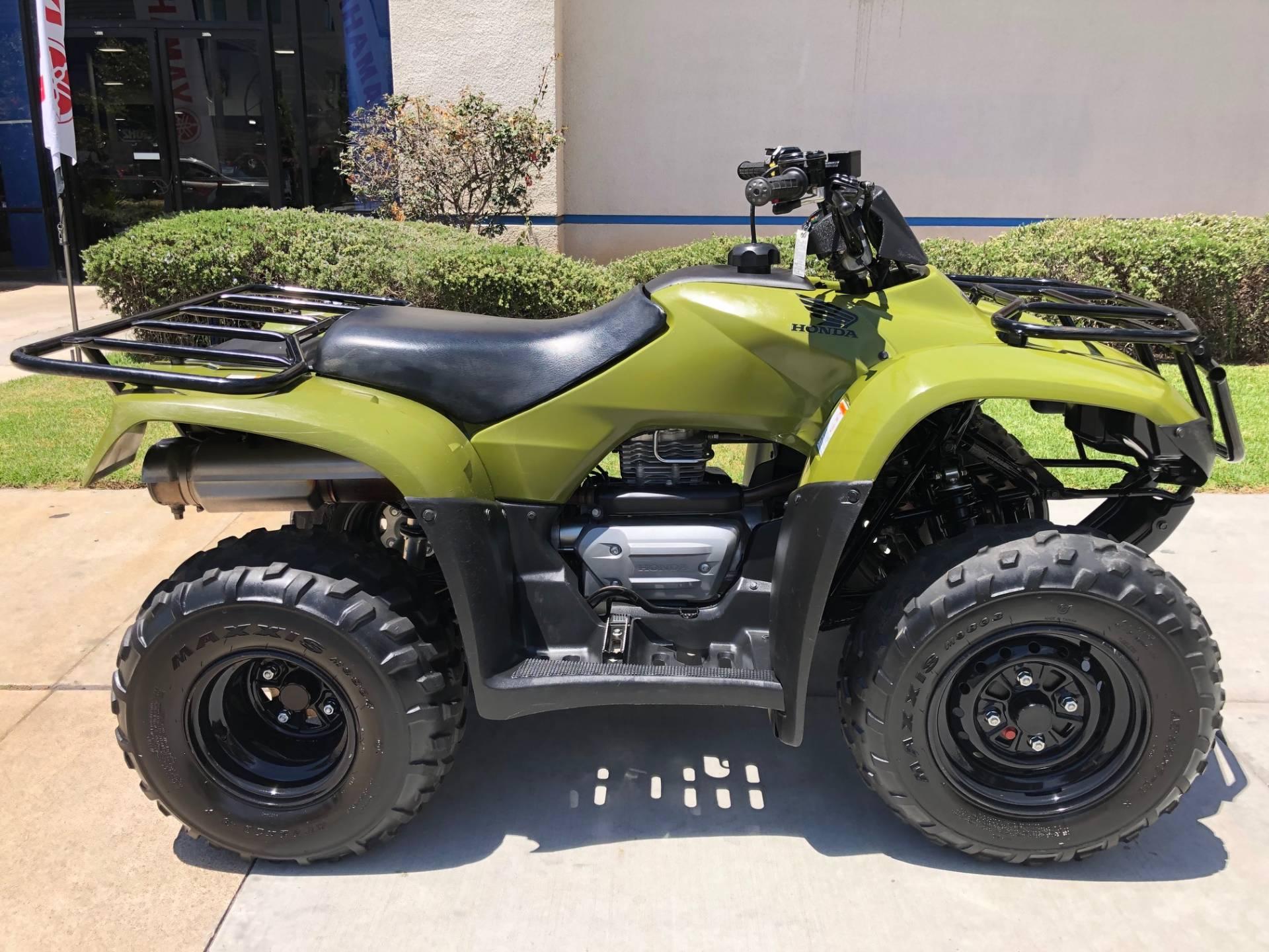2016 Honda FourTrax Recon ES for sale 149365