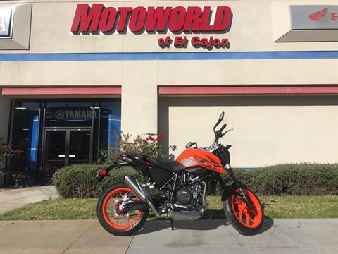 2018 KTM 690 Duke in EL Cajon, California