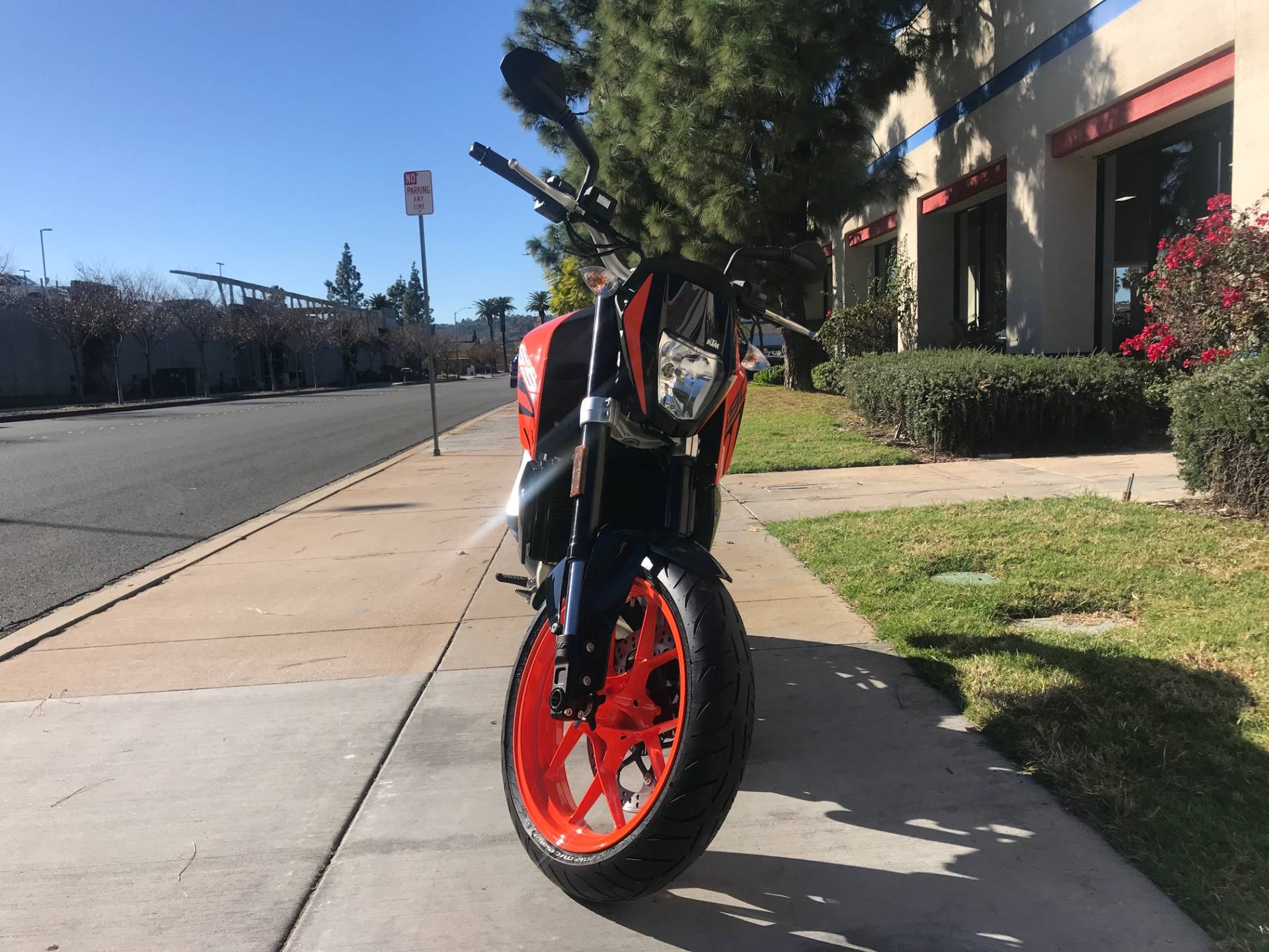 2018 KTM 690 Duke in EL Cajon, California - Photo 3