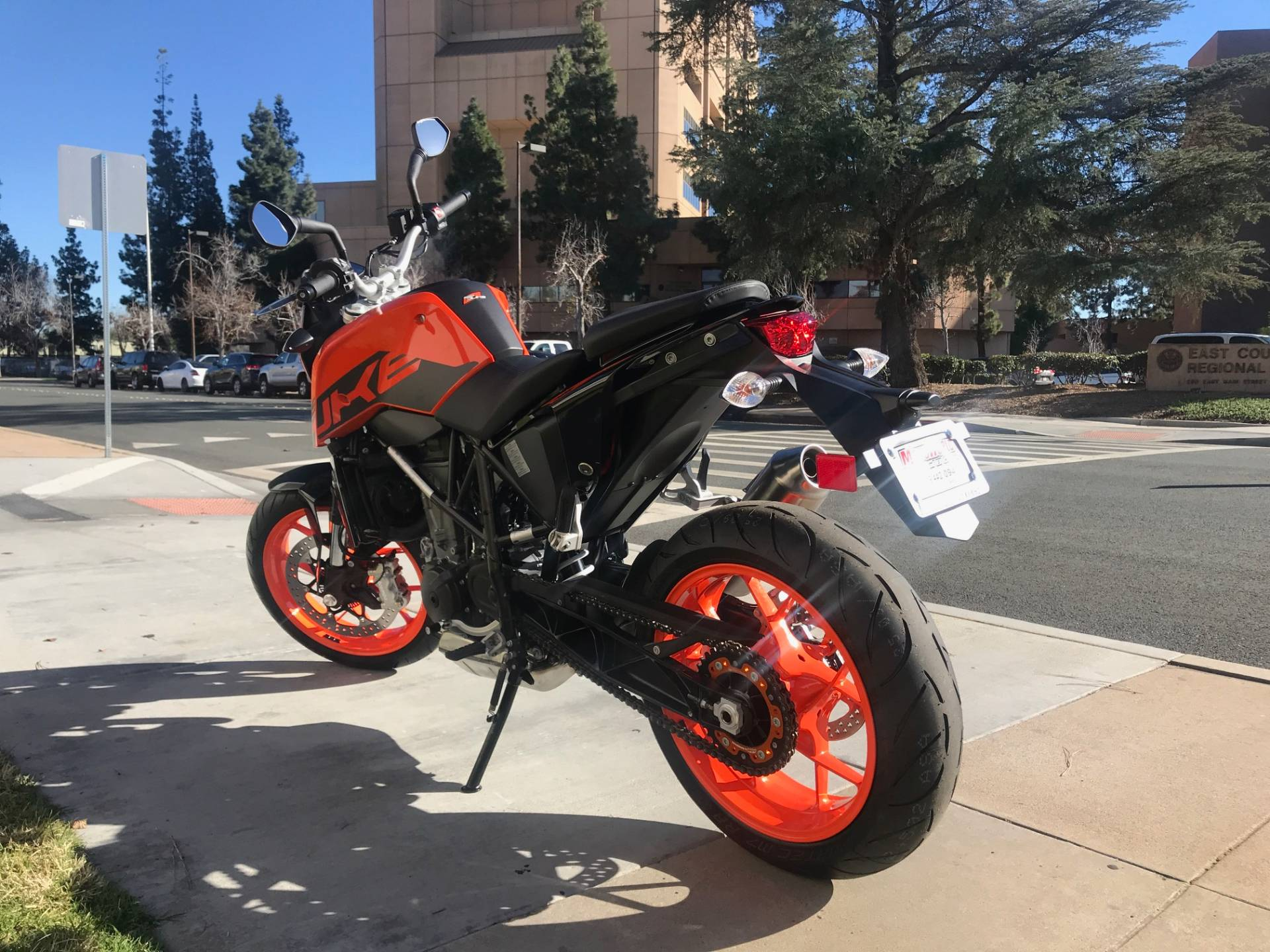 2018 KTM 690 Duke in EL Cajon, California - Photo 6