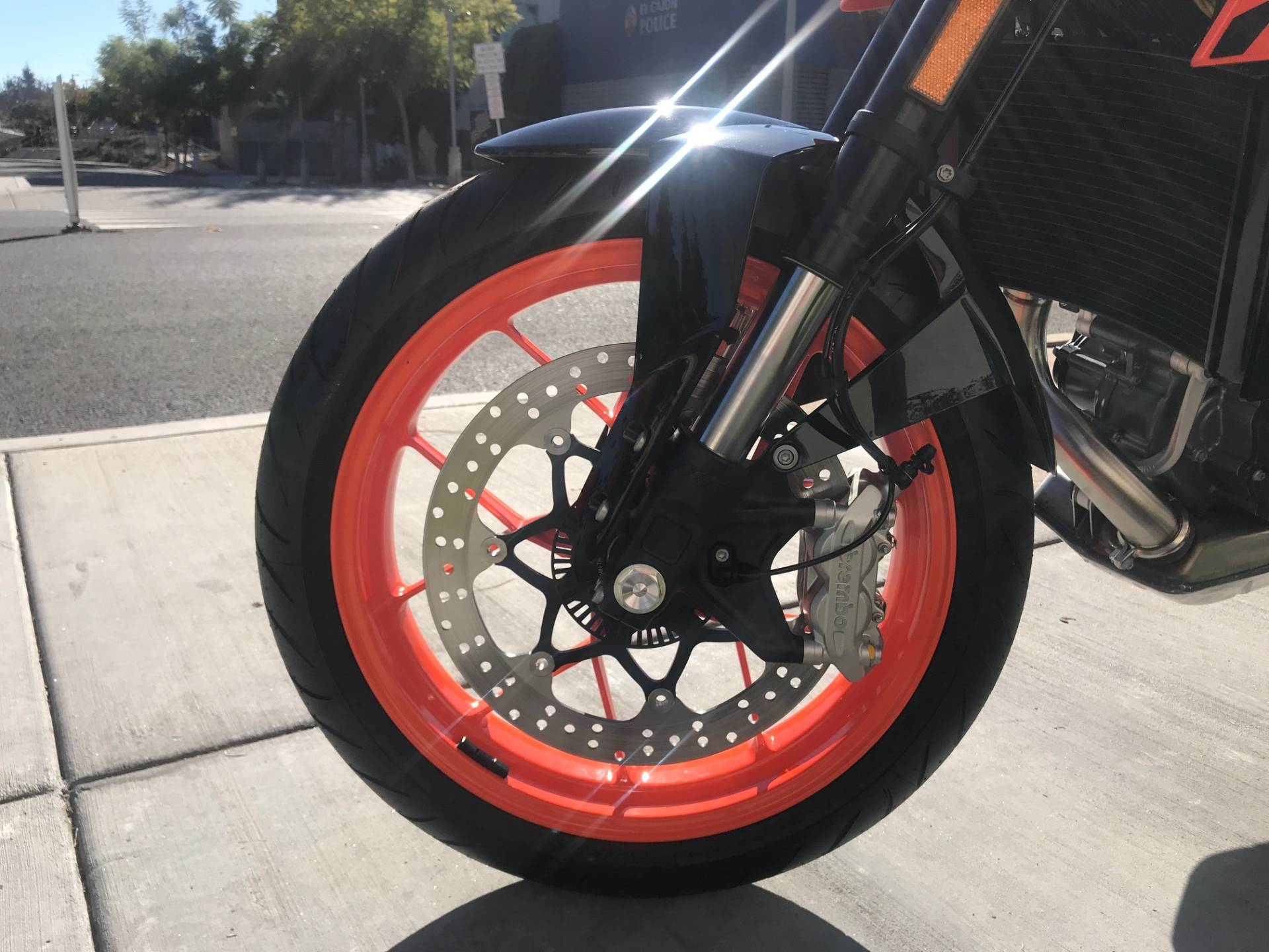 2018 KTM 690 Duke in EL Cajon, California - Photo 17