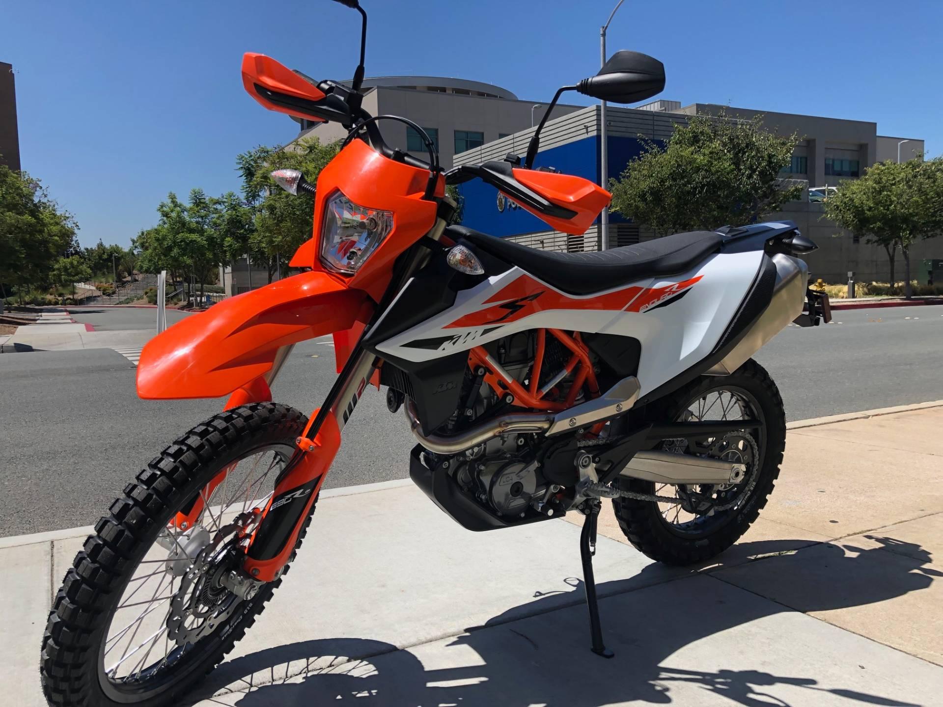 2019 KTM 690 Enduro R in EL Cajon, California