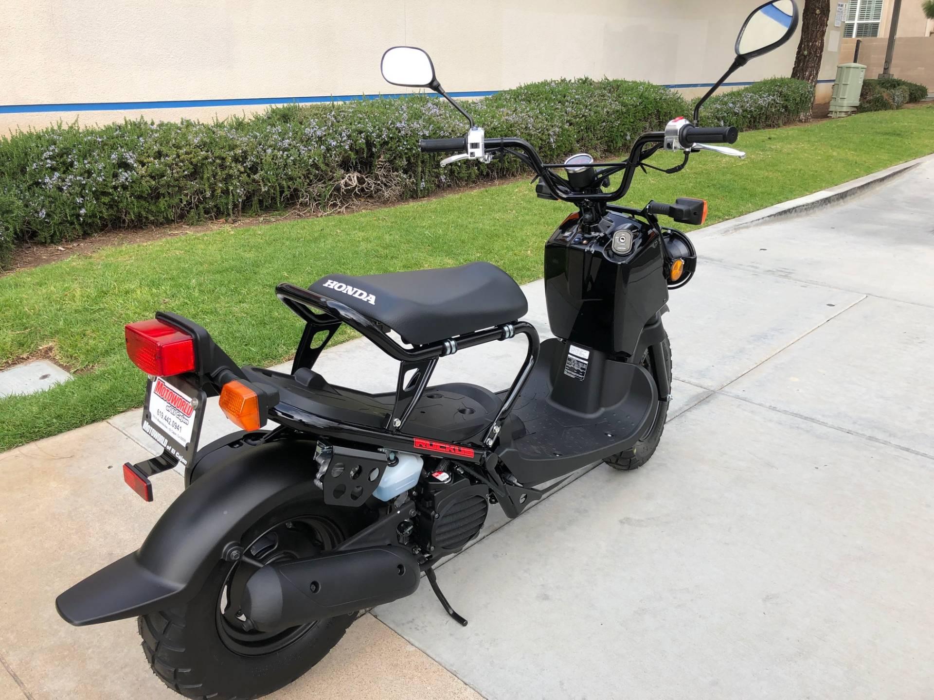 2019 Honda Ruckus in EL Cajon, California