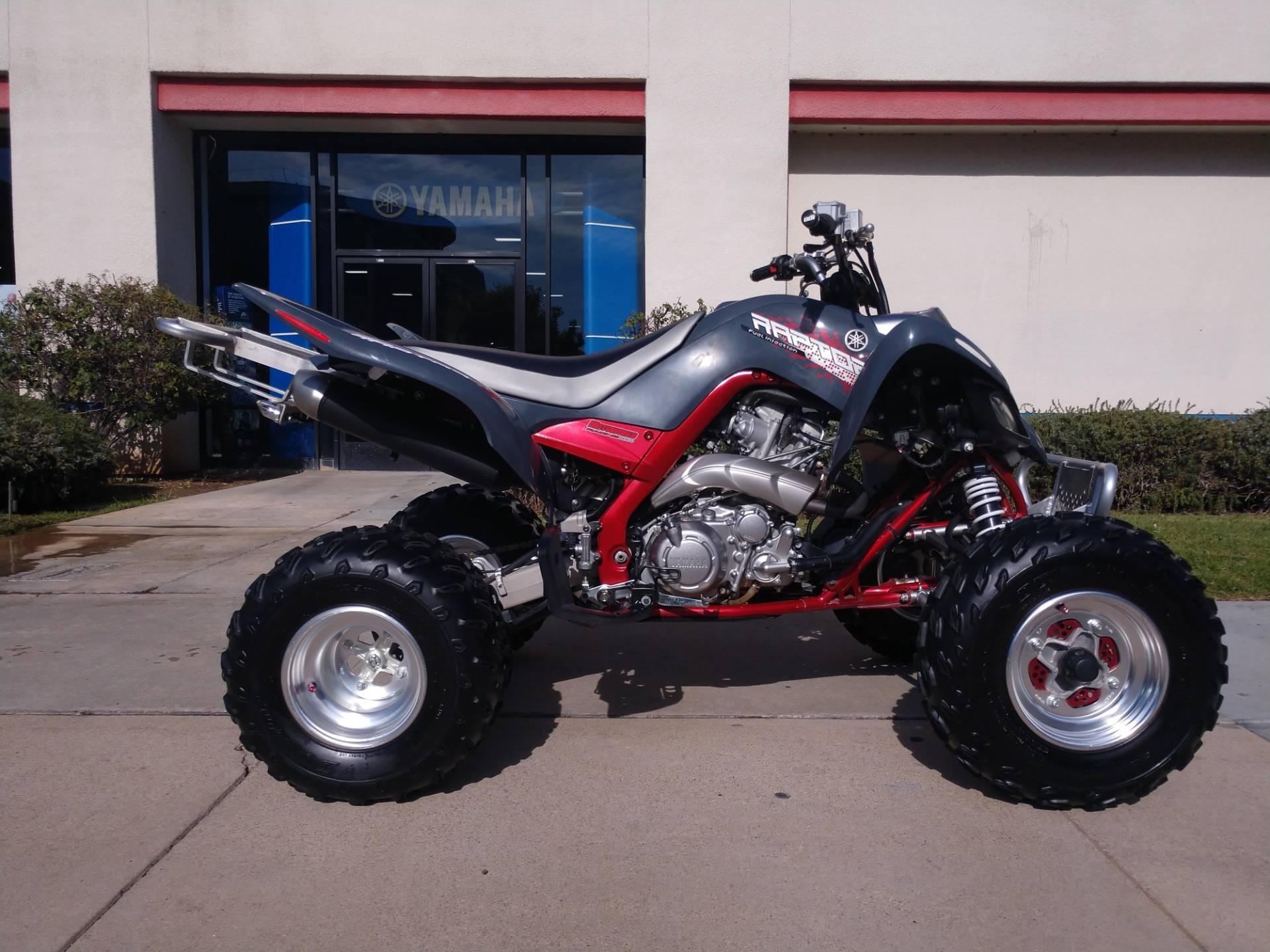 2007 Yamaha Raptor 700R 1
