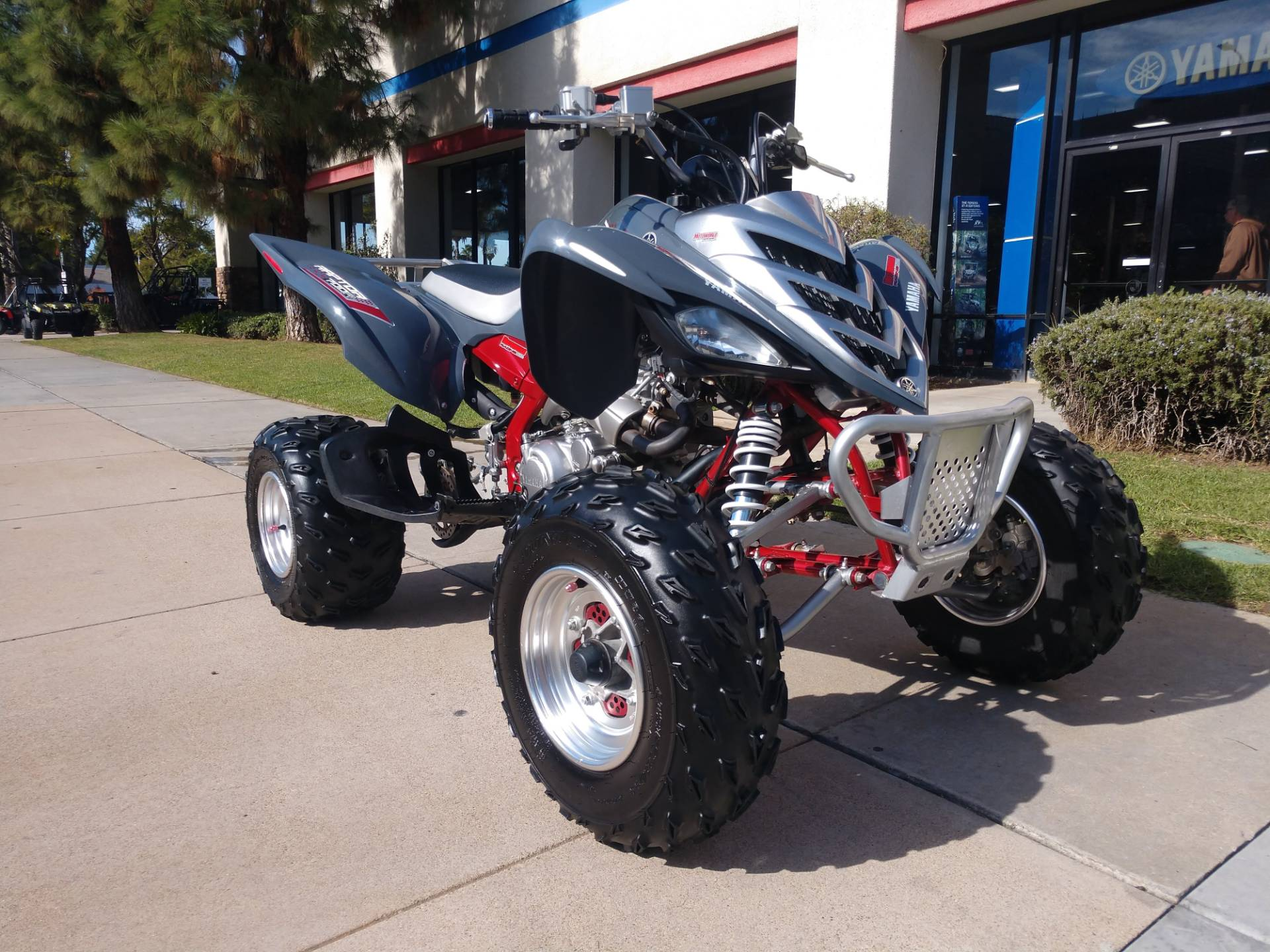 2007 Yamaha Raptor 700R 2