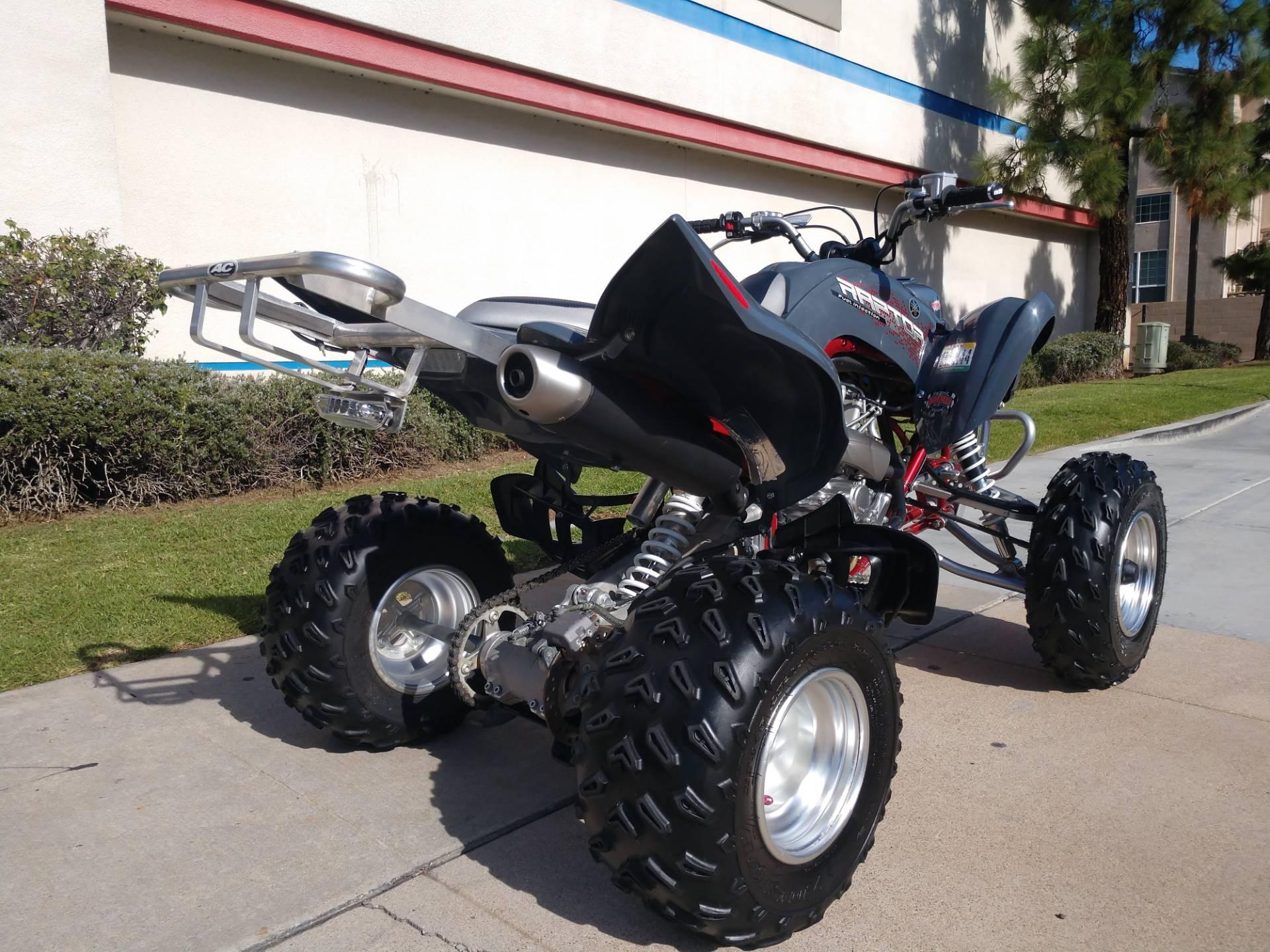 2007 Yamaha Raptor 700R 7