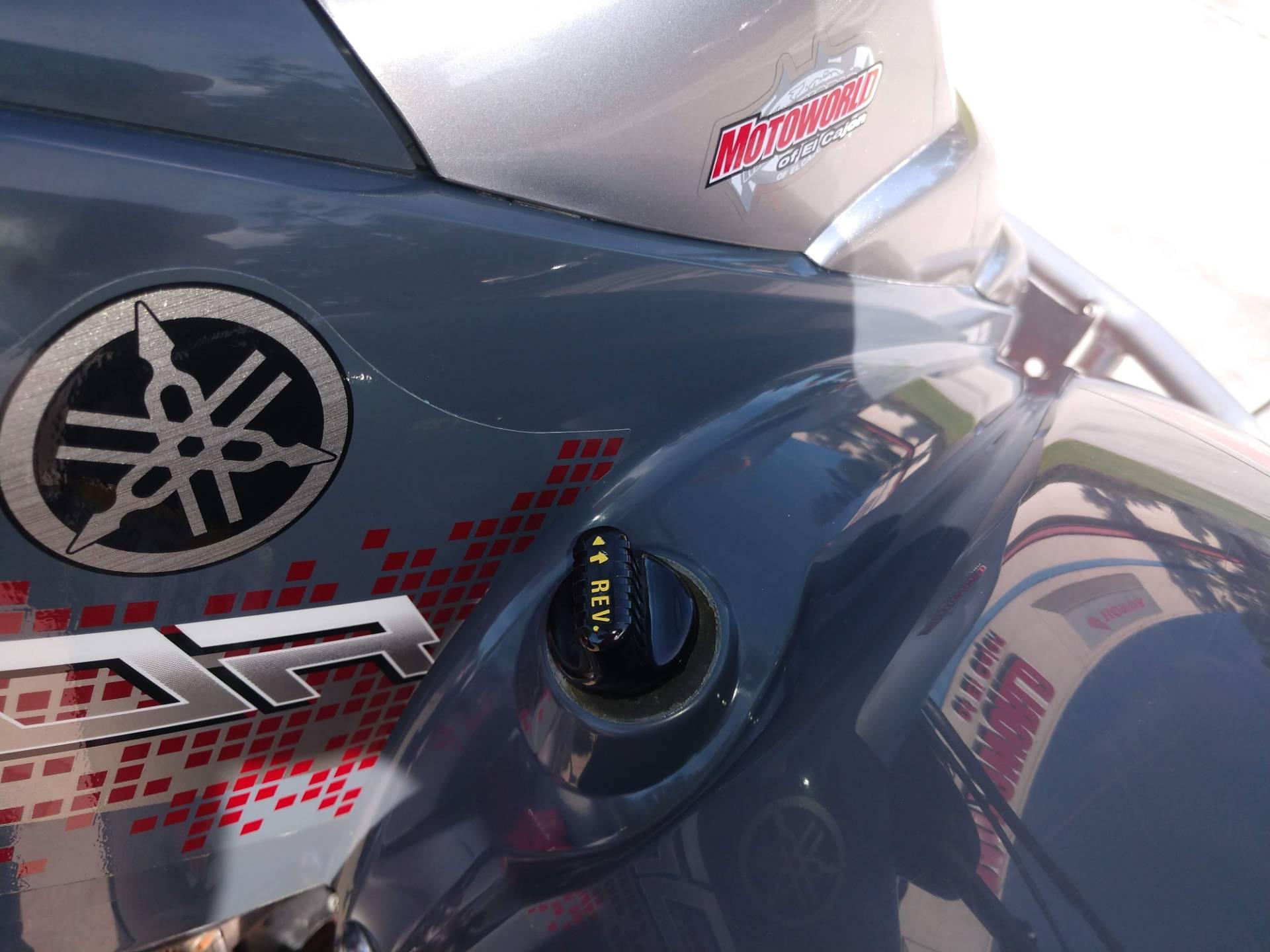 2007 Yamaha Raptor 700R 10